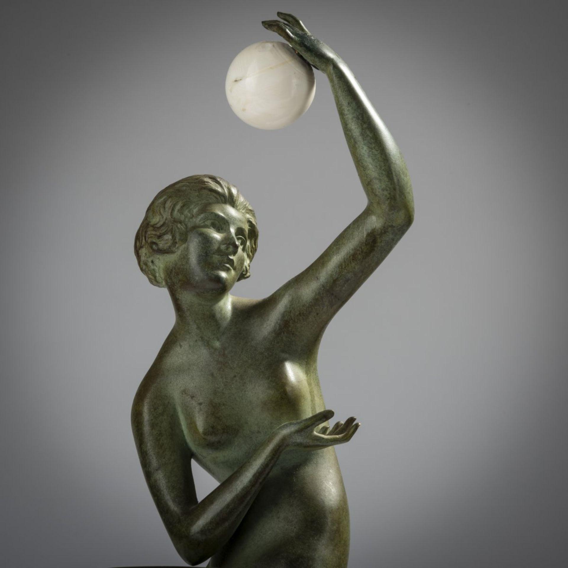 Maurice Guiraud-Rivière, Ballspielerin, 1920er Jahre - Bild 5 aus 6