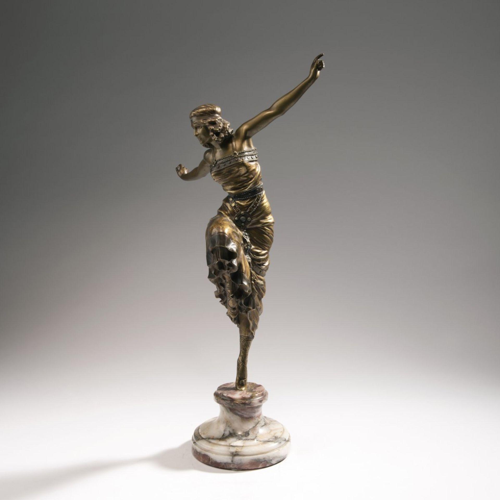 Paul Philippe, 'Große Russische Tänzerin', 1920er Jahre - Bild 2 aus 8