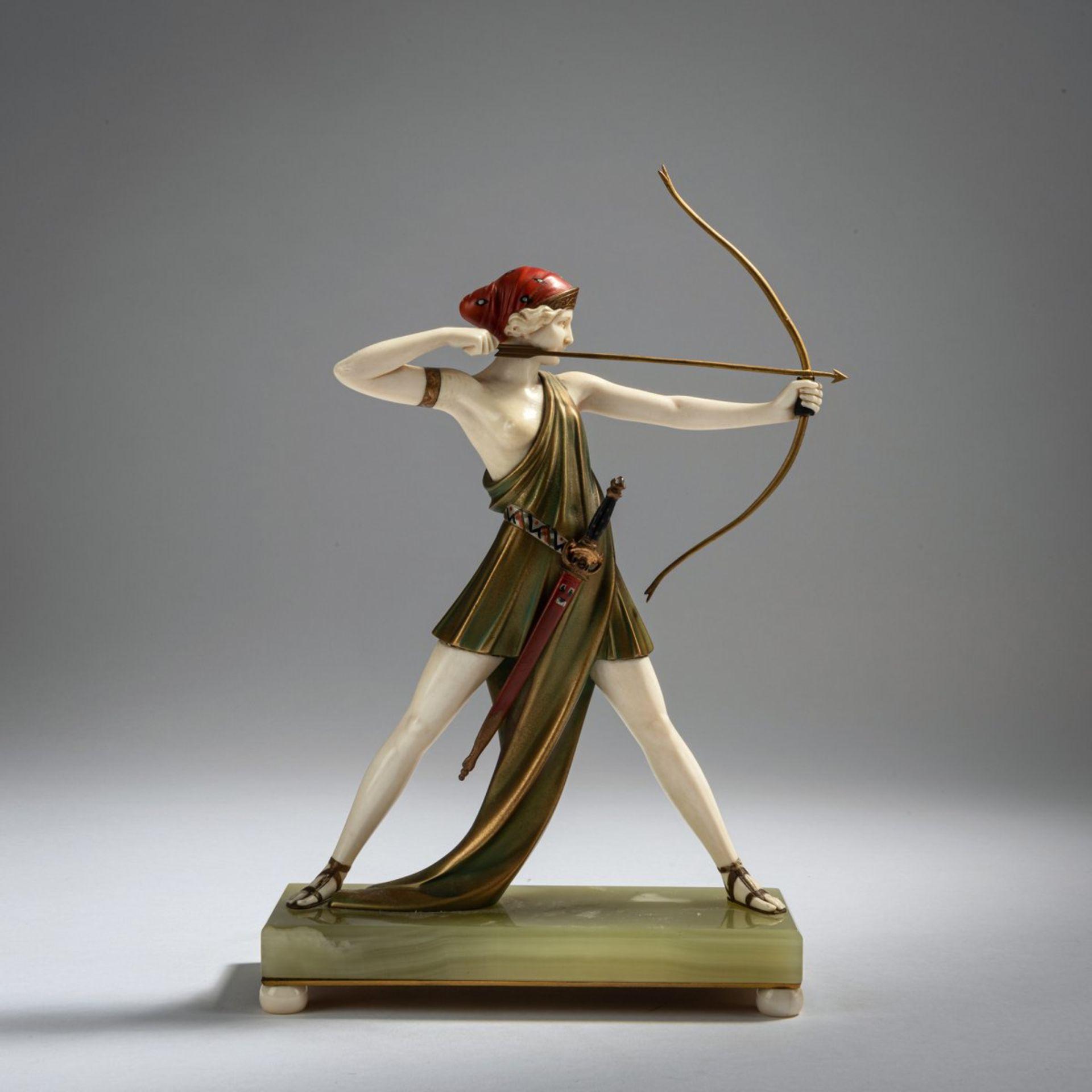 Ferdinand Preiss, 'Diana', um 1928