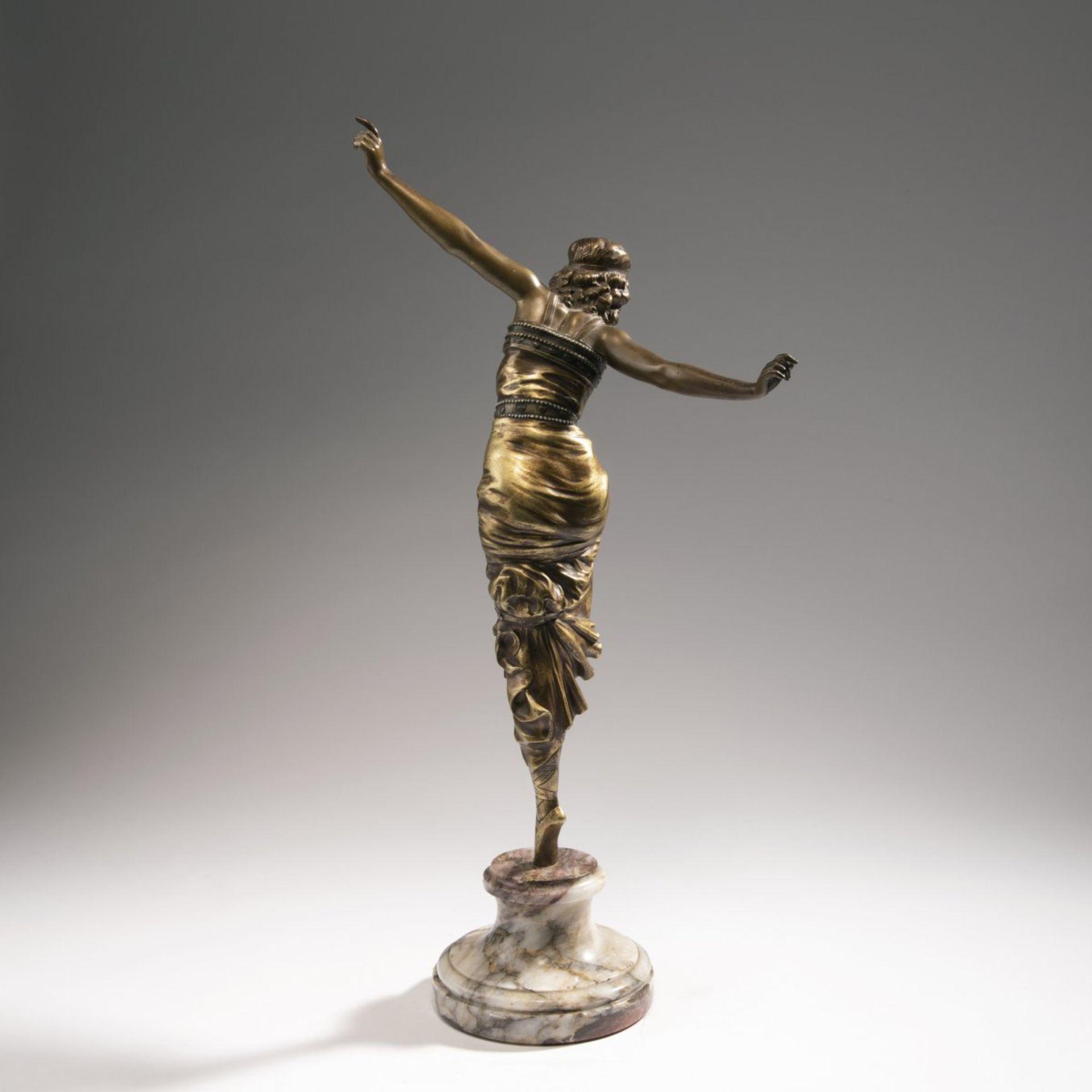 Paul Philippe, 'Große Russische Tänzerin', 1920er Jahre - Bild 4 aus 8