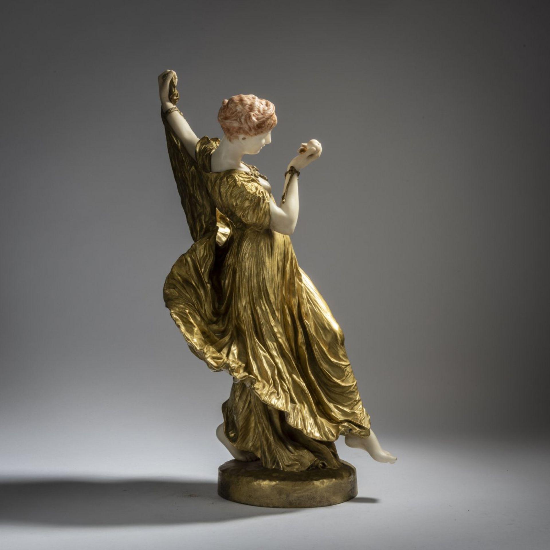 Jean-Léon Gérôme, 'La danseuse à la pomme', 1890 - Bild 3 aus 8