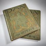 Genossenschaft Pan, PAN, Jahrgang 1896*