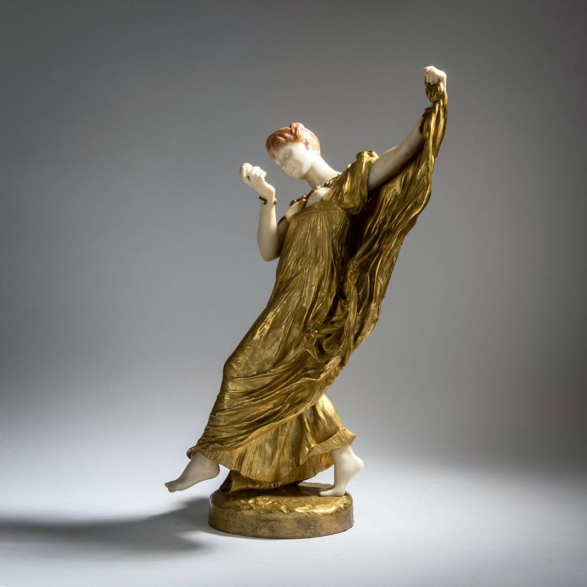 Jean-Léon Gérôme, 'La danseuse à la pomme', 1890