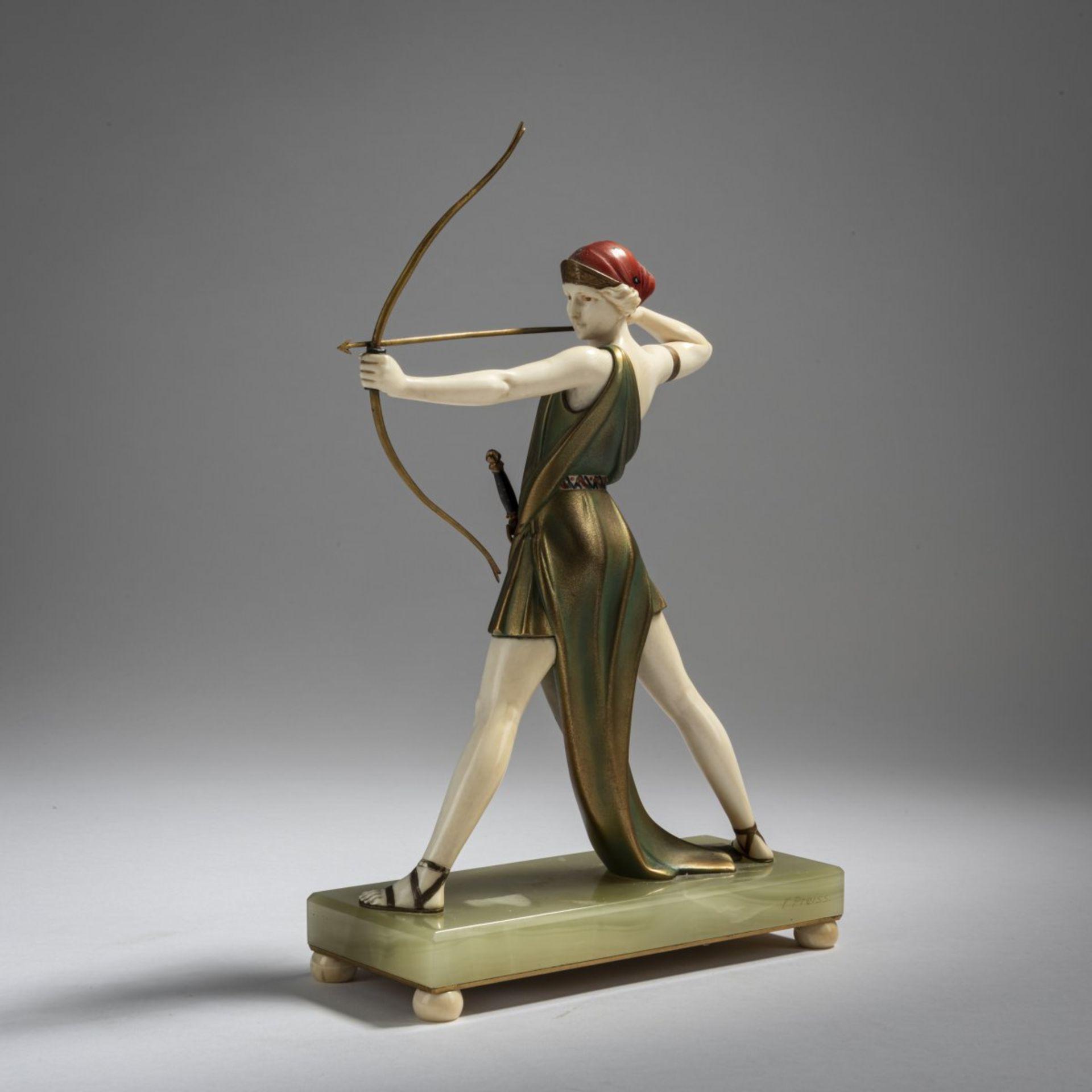 Ferdinand Preiss, 'Diana', um 1928 - Bild 5 aus 8