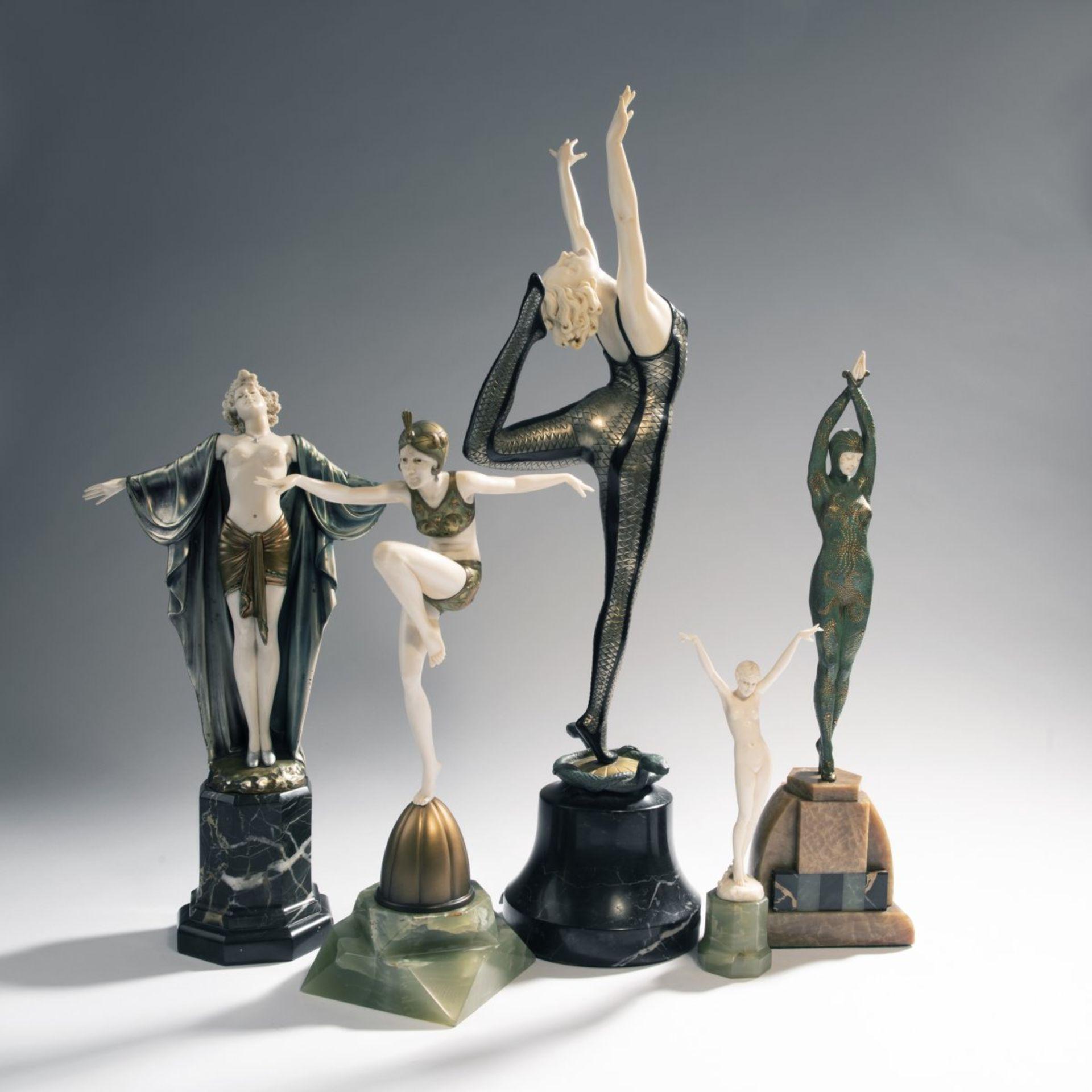 Ferdinand Preiss, 'Extase', nach 1913 - Bild 6 aus 6