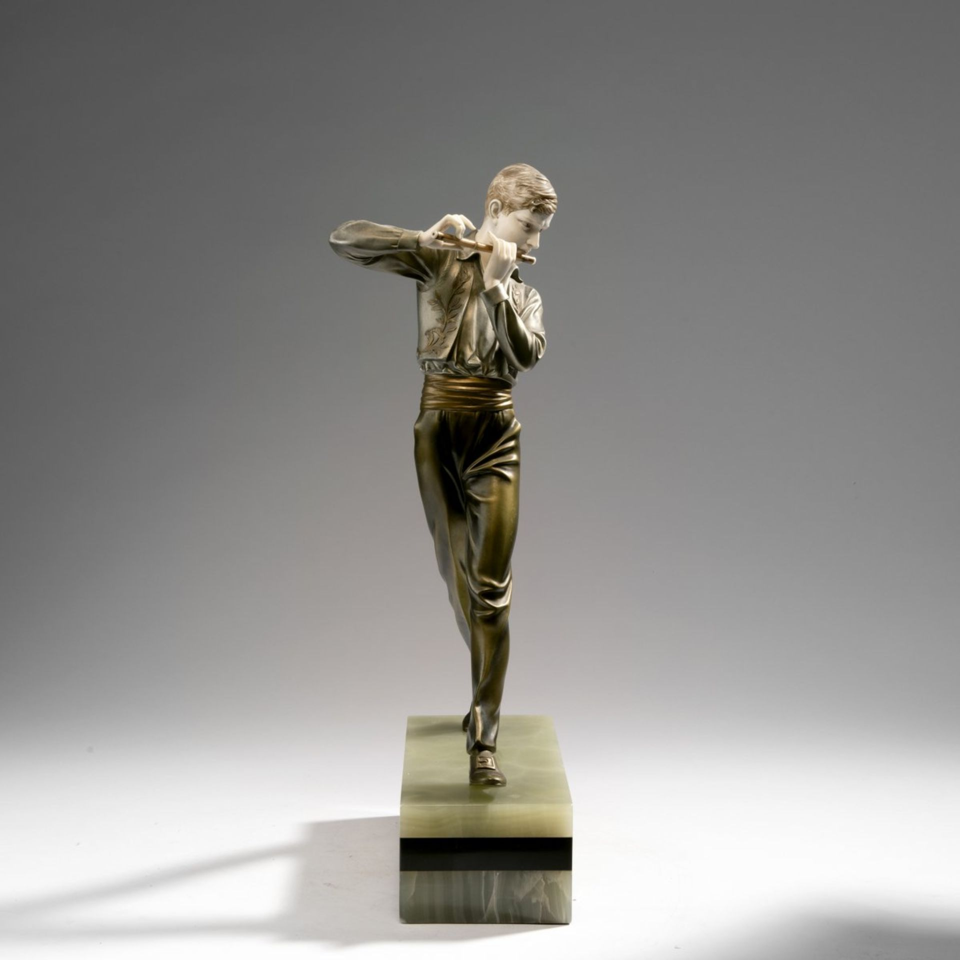 Ferdinand Preiss, 'Flötenspieler', um 1930 - Bild 9 aus 15