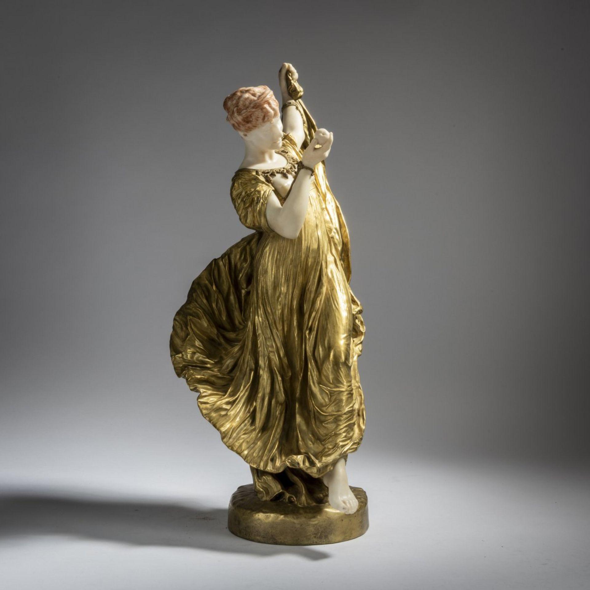 Jean-Léon Gérôme, 'La danseuse à la pomme', 1890 - Bild 6 aus 8