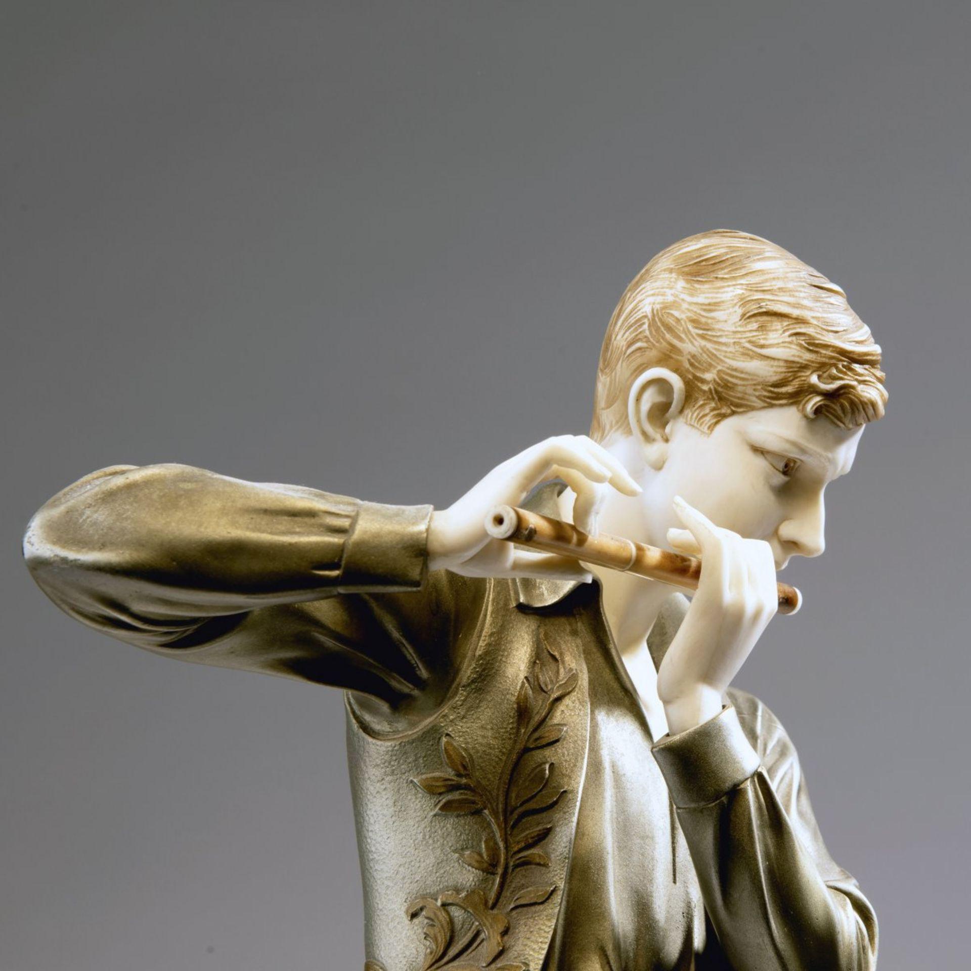 Ferdinand Preiss, 'Flötenspieler', um 1930 - Bild 12 aus 15