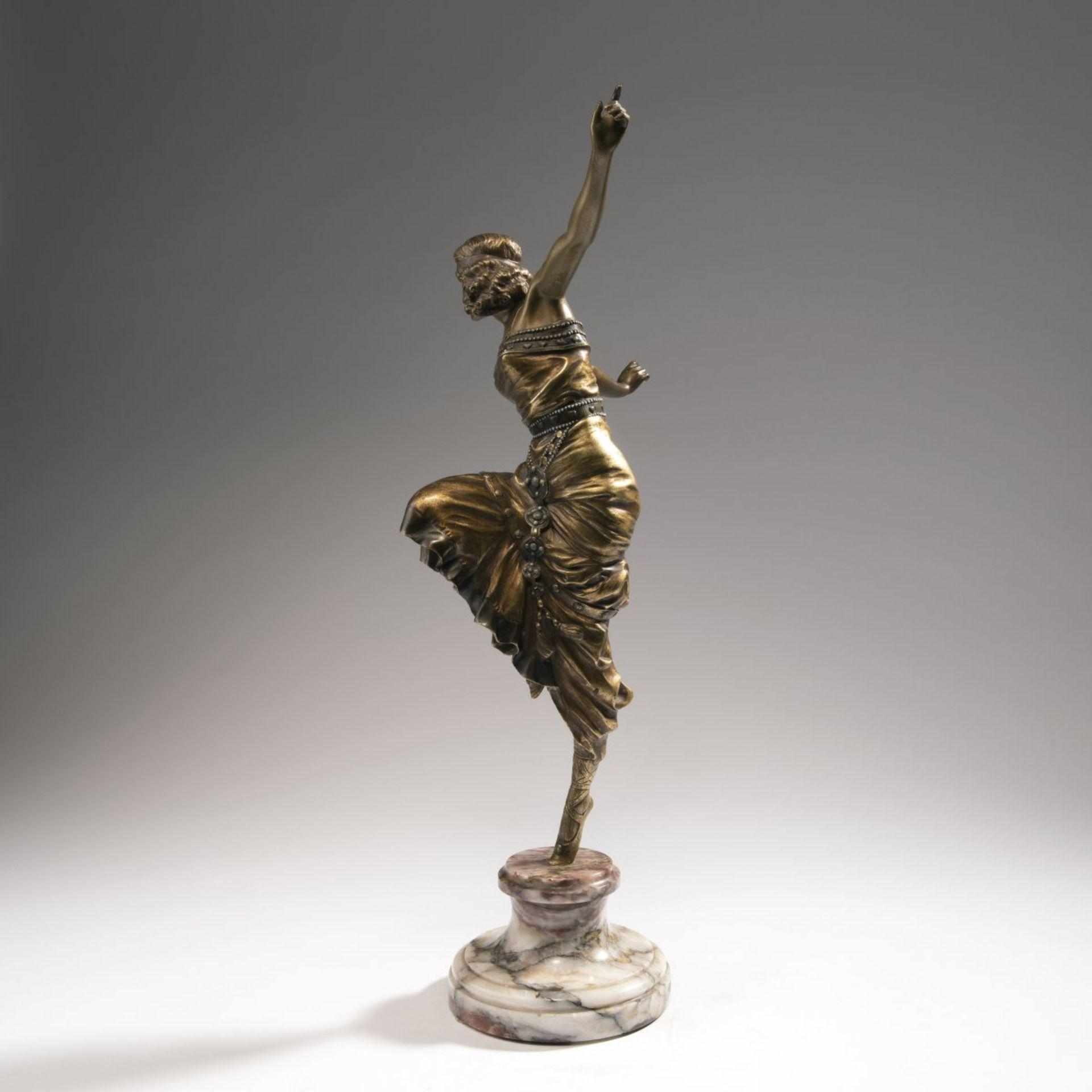 Paul Philippe, 'Große Russische Tänzerin', 1920er Jahre - Bild 3 aus 8