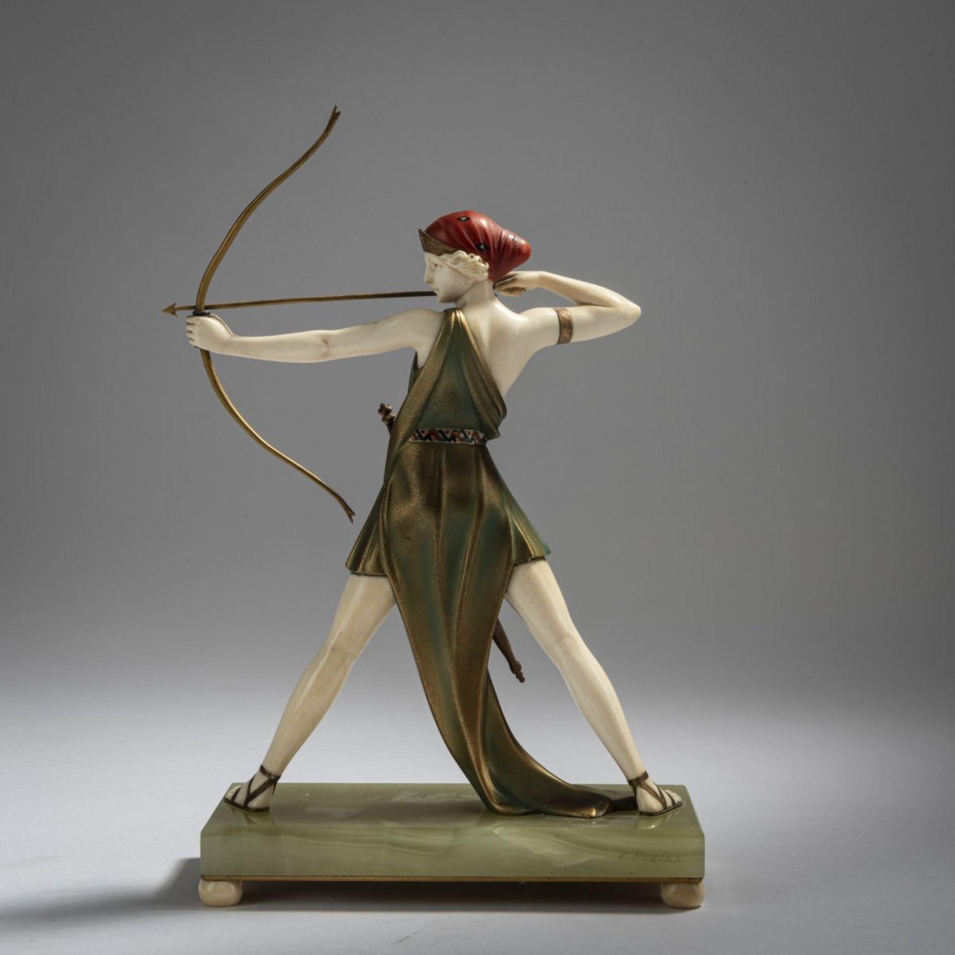 Ferdinand Preiss, 'Diana', um 1928 - Bild 2 aus 8