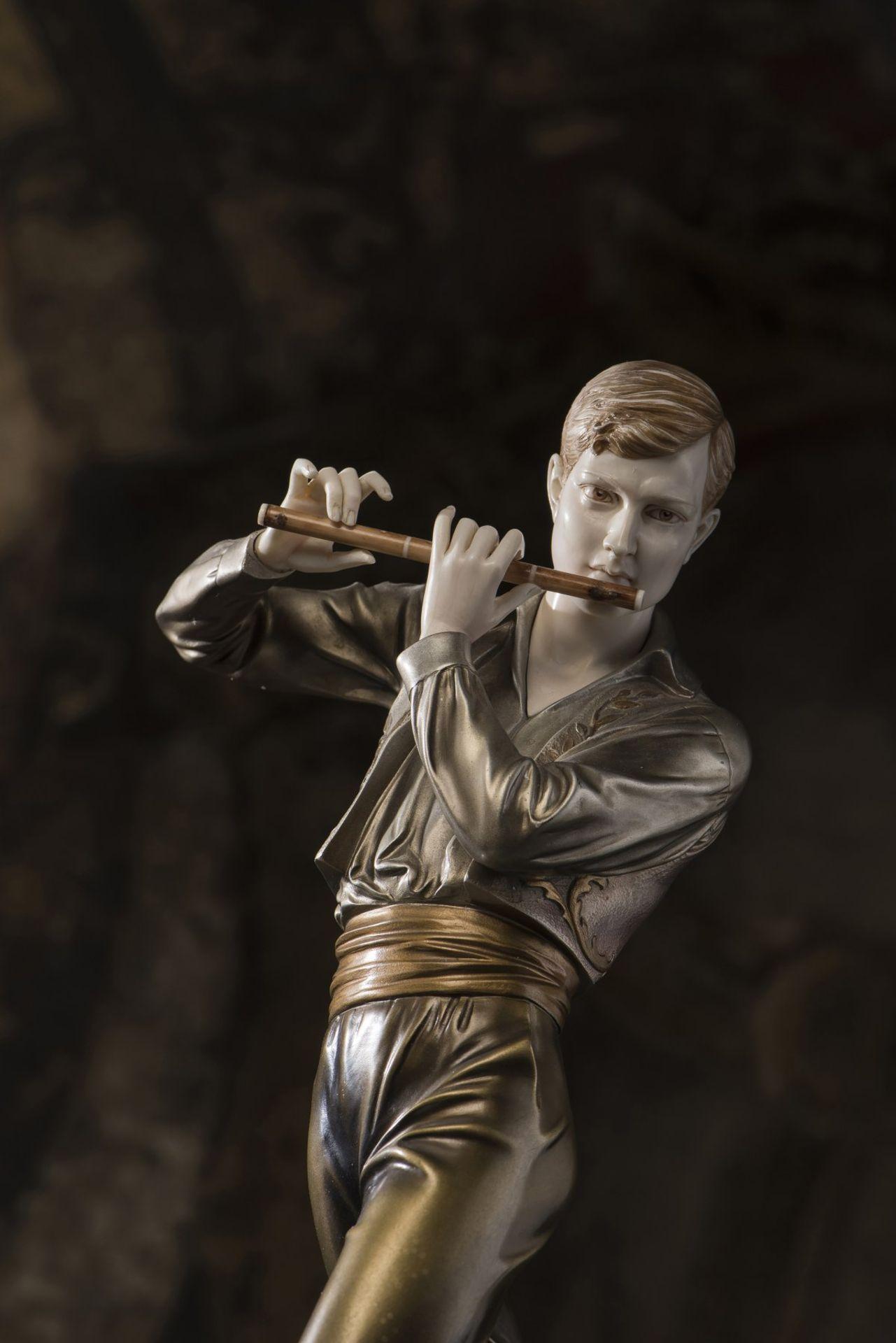 Ferdinand Preiss, 'Flötenspieler', um 1930 - Bild 6 aus 15