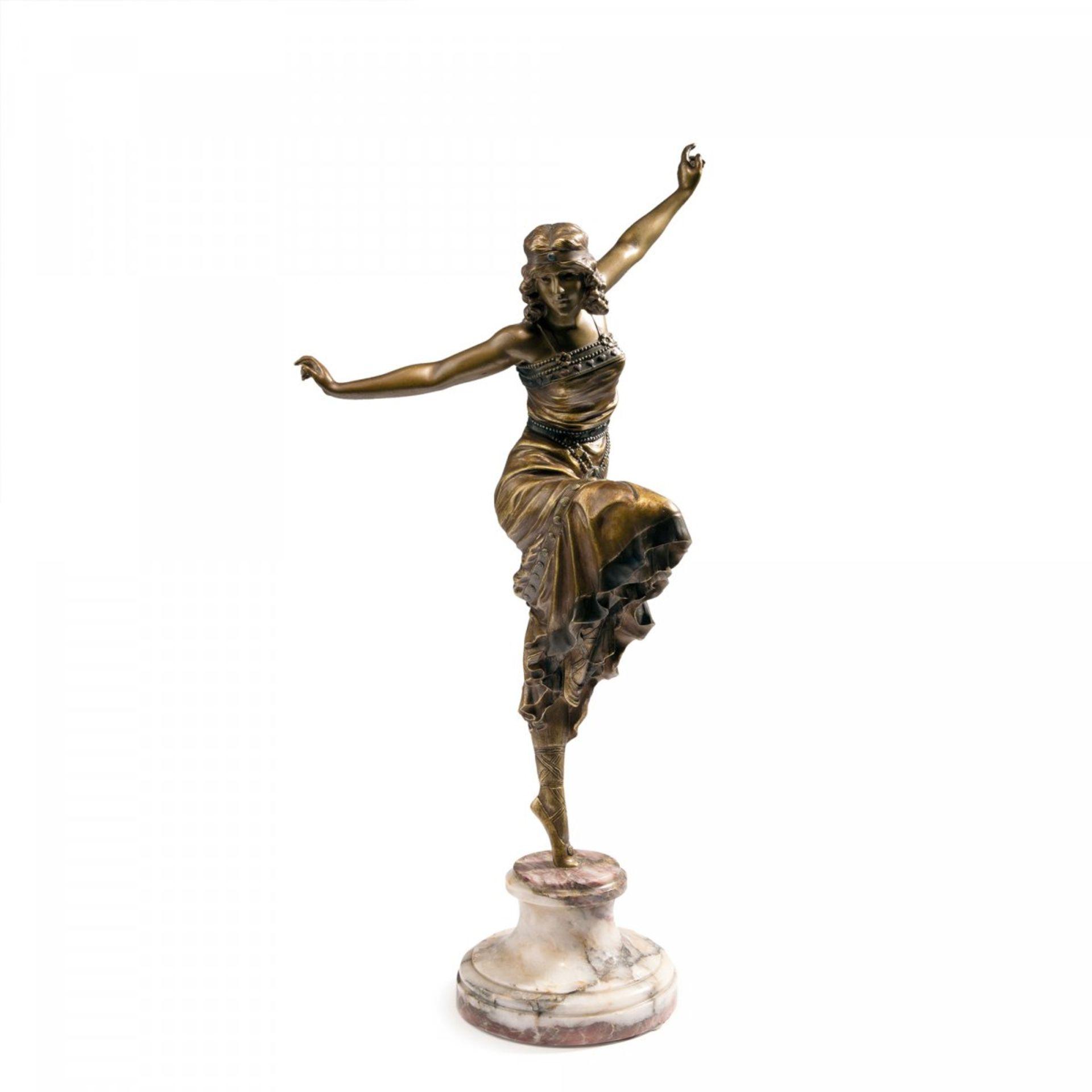 Paul Philippe, 'Große Russische Tänzerin', 1920er Jahre