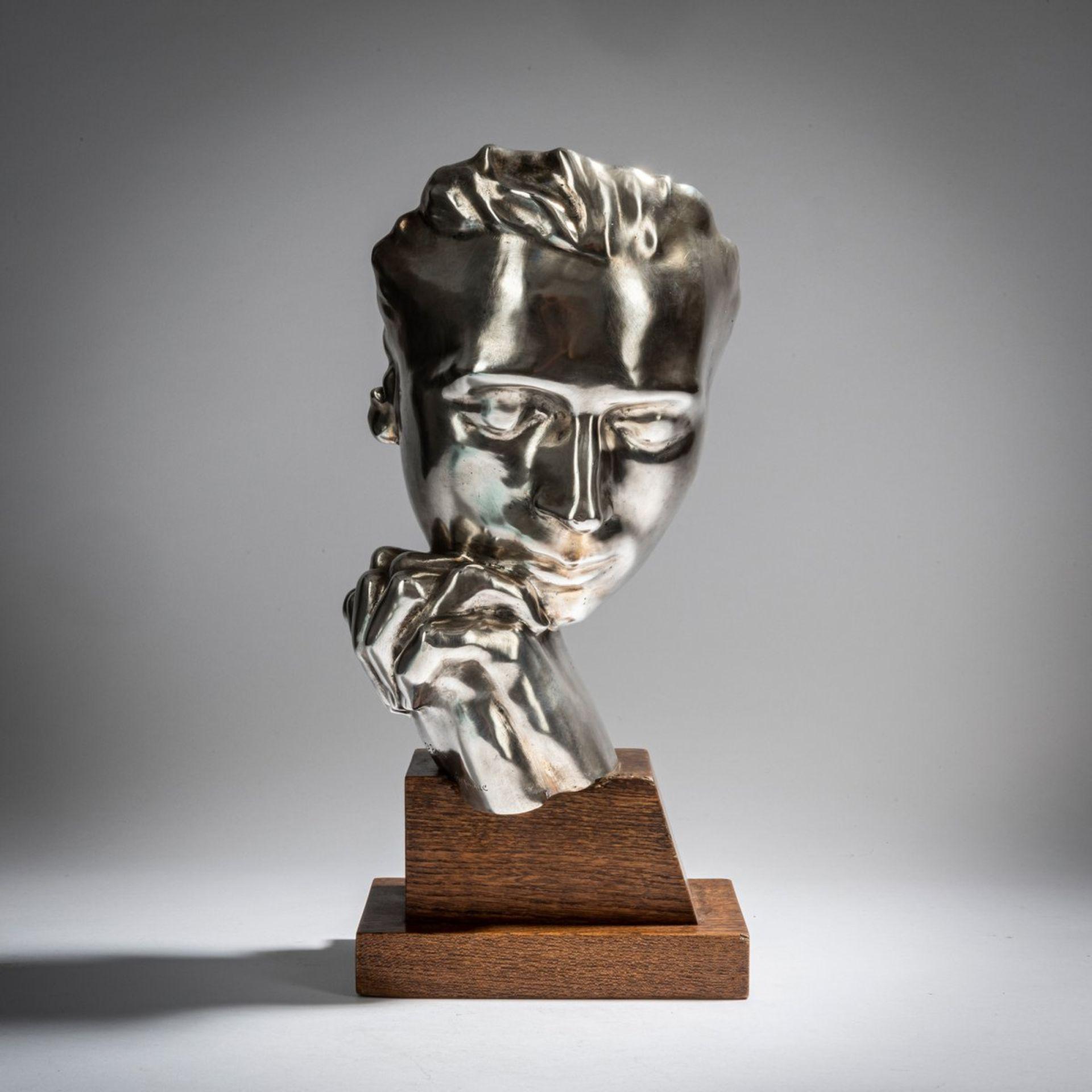 Eugène Bourgouin, 'La Prière', um 1930