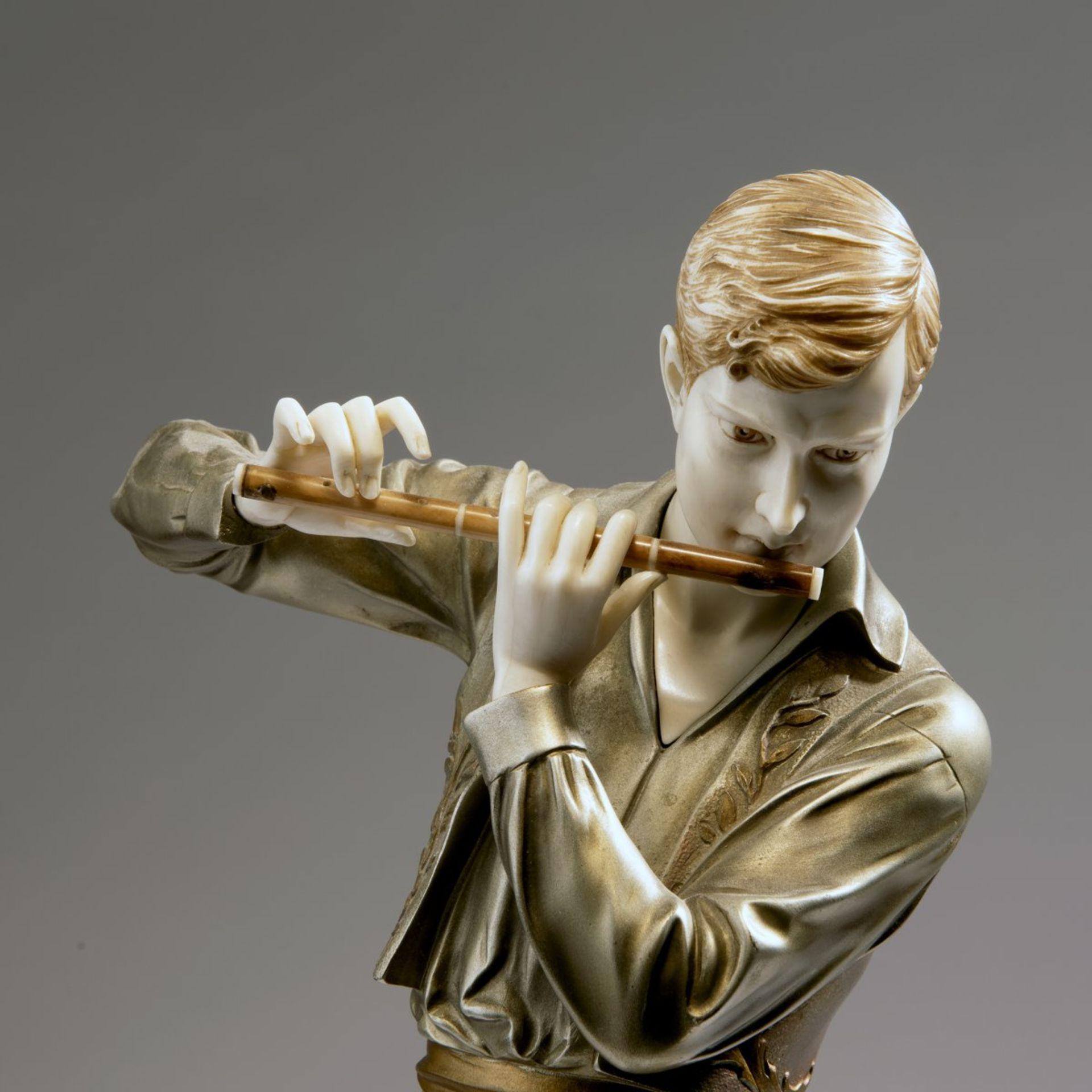 Ferdinand Preiss, 'Flötenspieler', um 1930 - Bild 11 aus 15