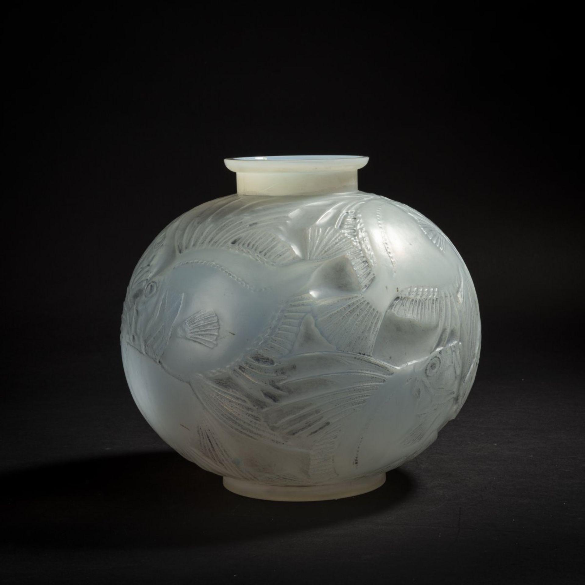 René Lalique, Vase 'Poissons', 1921 - Bild 3 aus 4