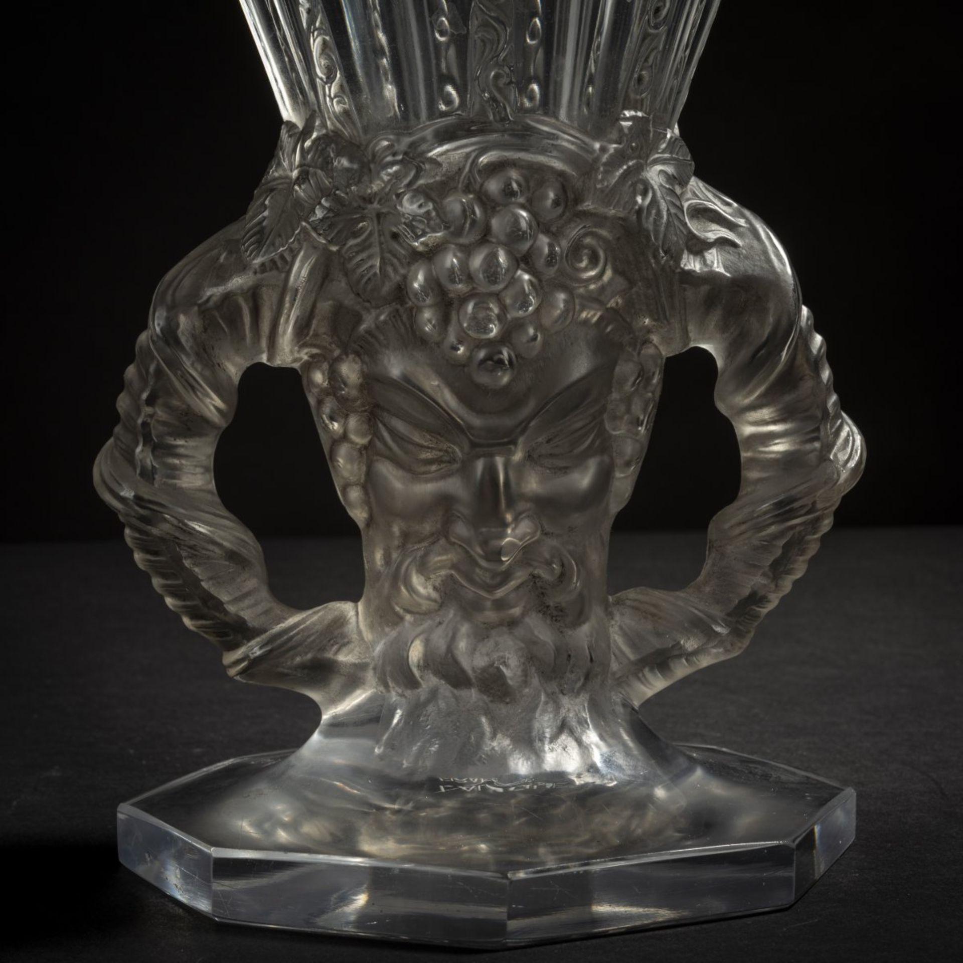 René Lalique, Vase 'Faune', 1931 - Bild 5 aus 8