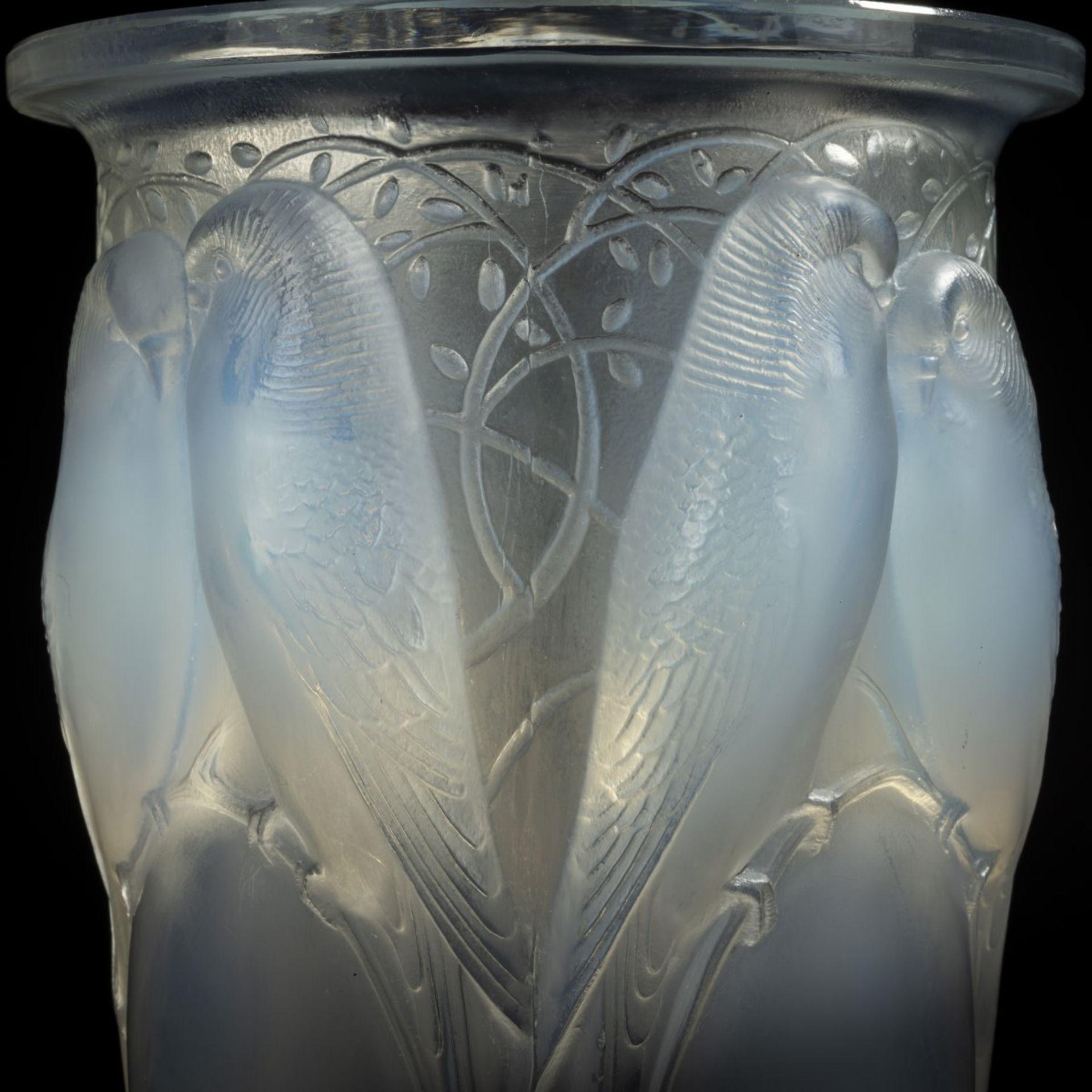 René Lalique, Vase 'Ceylan', 1924 - Bild 3 aus 5