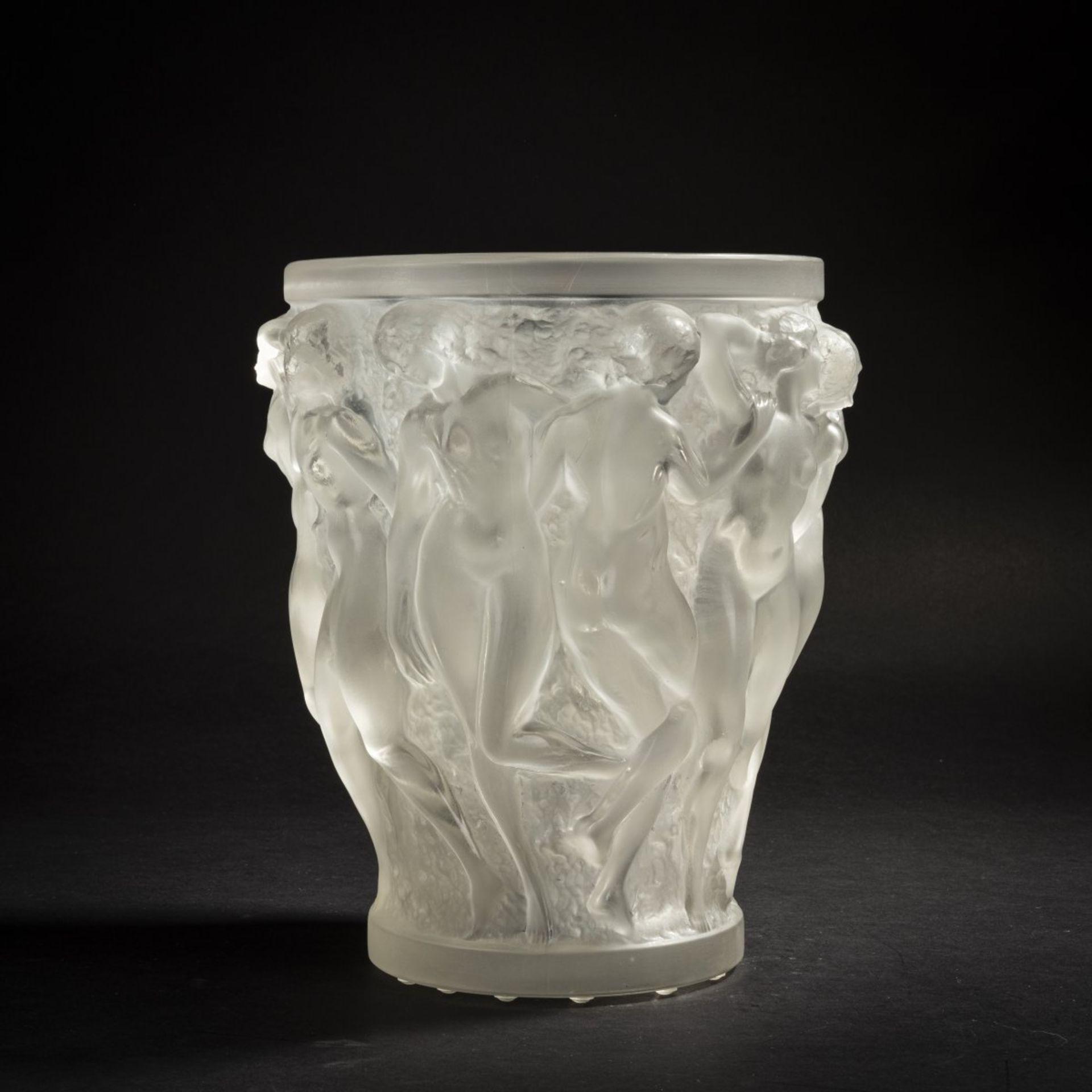 René Lalique, Vase 'Bacchantes', 1927 - Bild 3 aus 6