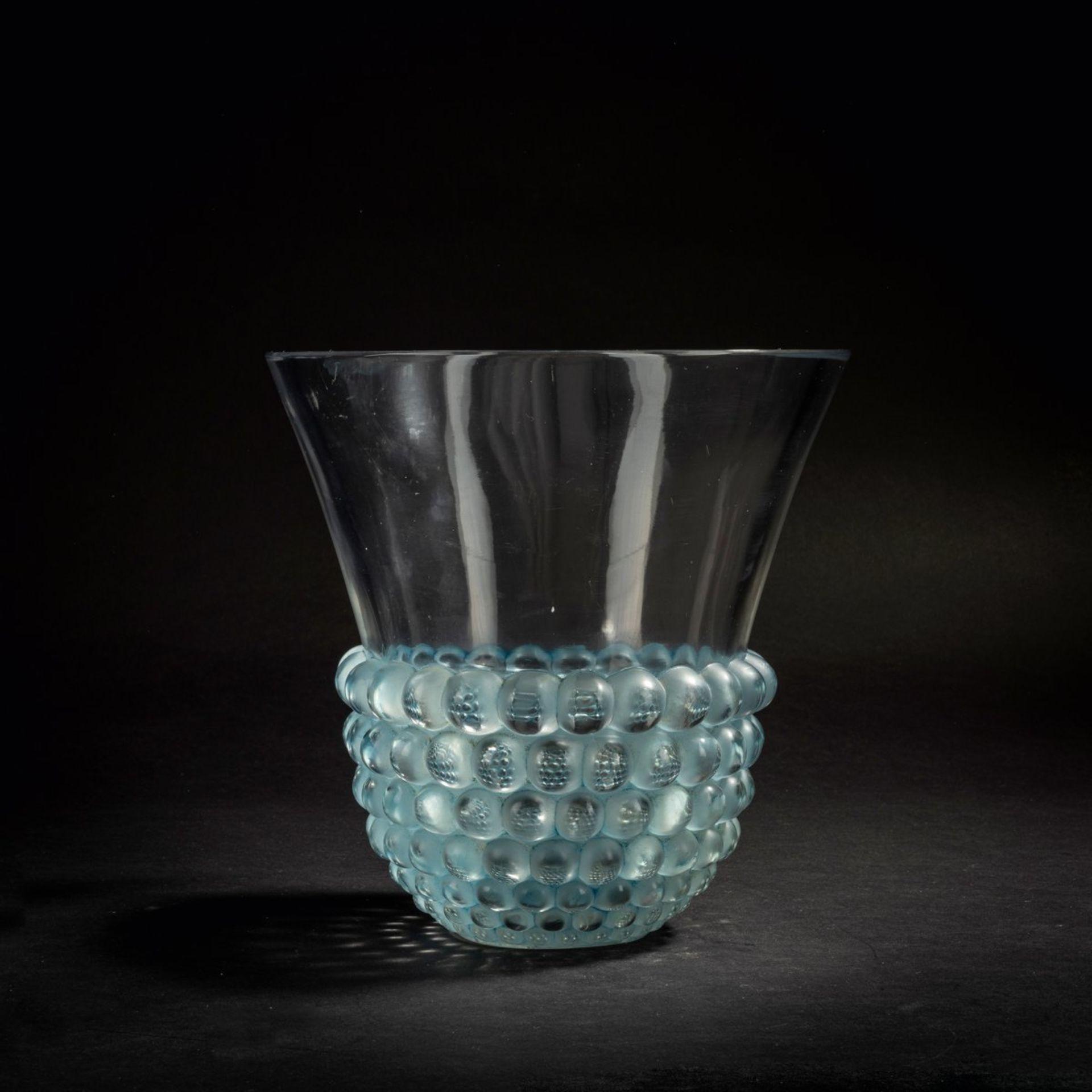 René Lalique, Vase 'Graines', 1930