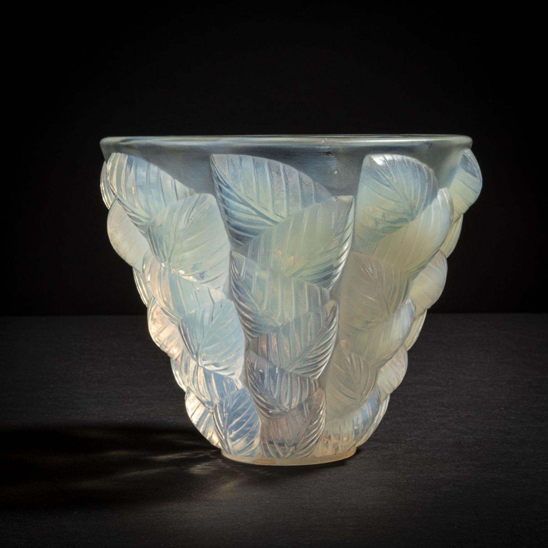 René Lalique, Vase 'Moissac', 1927 - Bild 2 aus 5