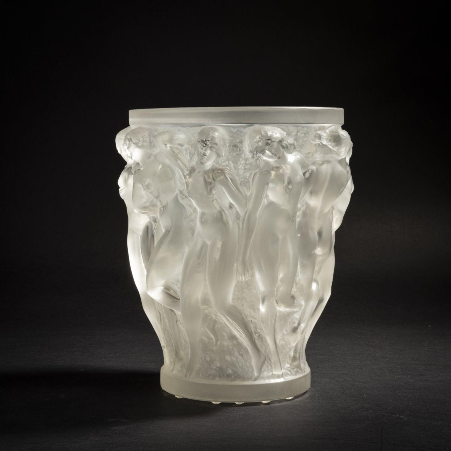 René Lalique, Vase 'Bacchantes', 1927 - Bild 2 aus 6