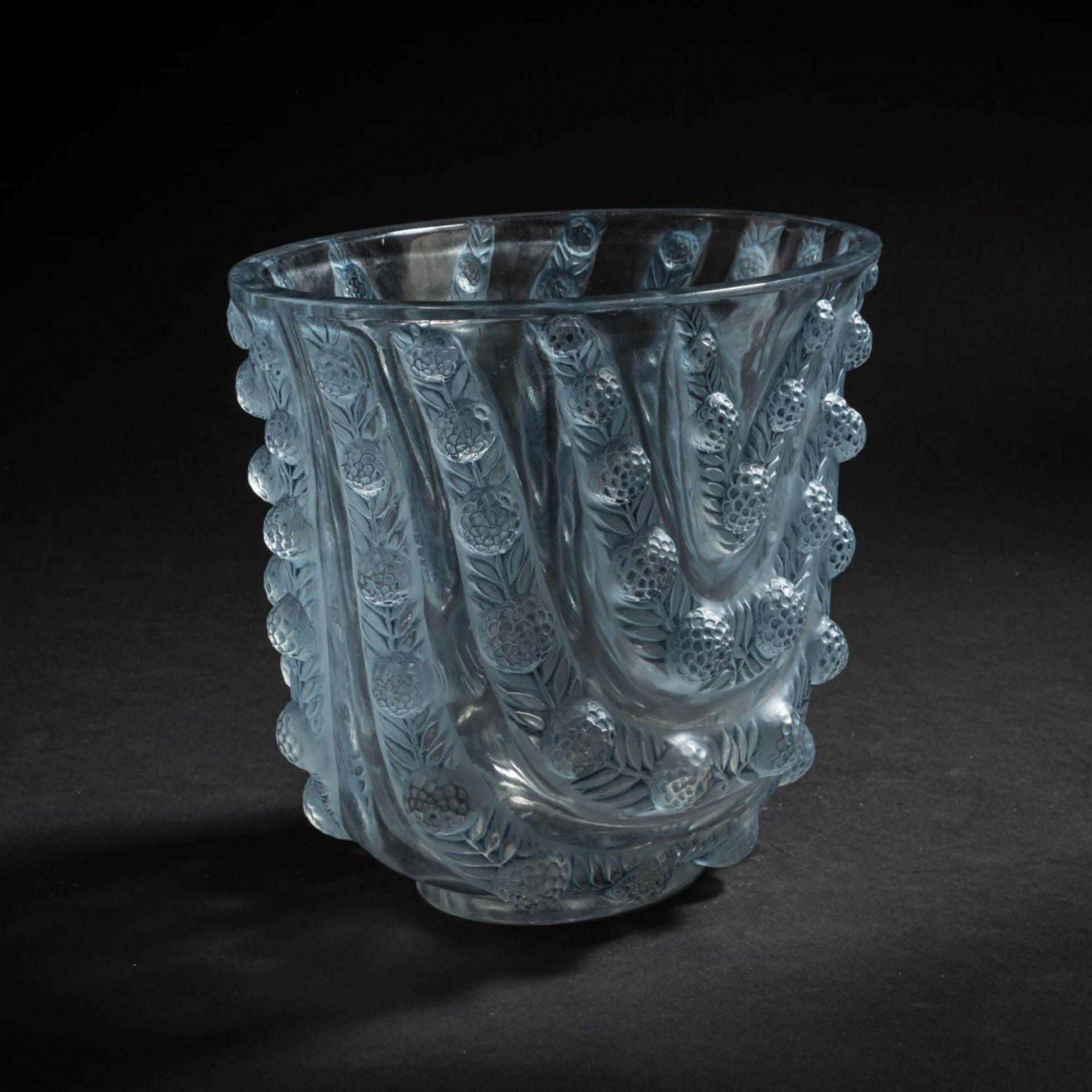 René Lalique, Vase 'Vichy', 1937 - Bild 4 aus 6