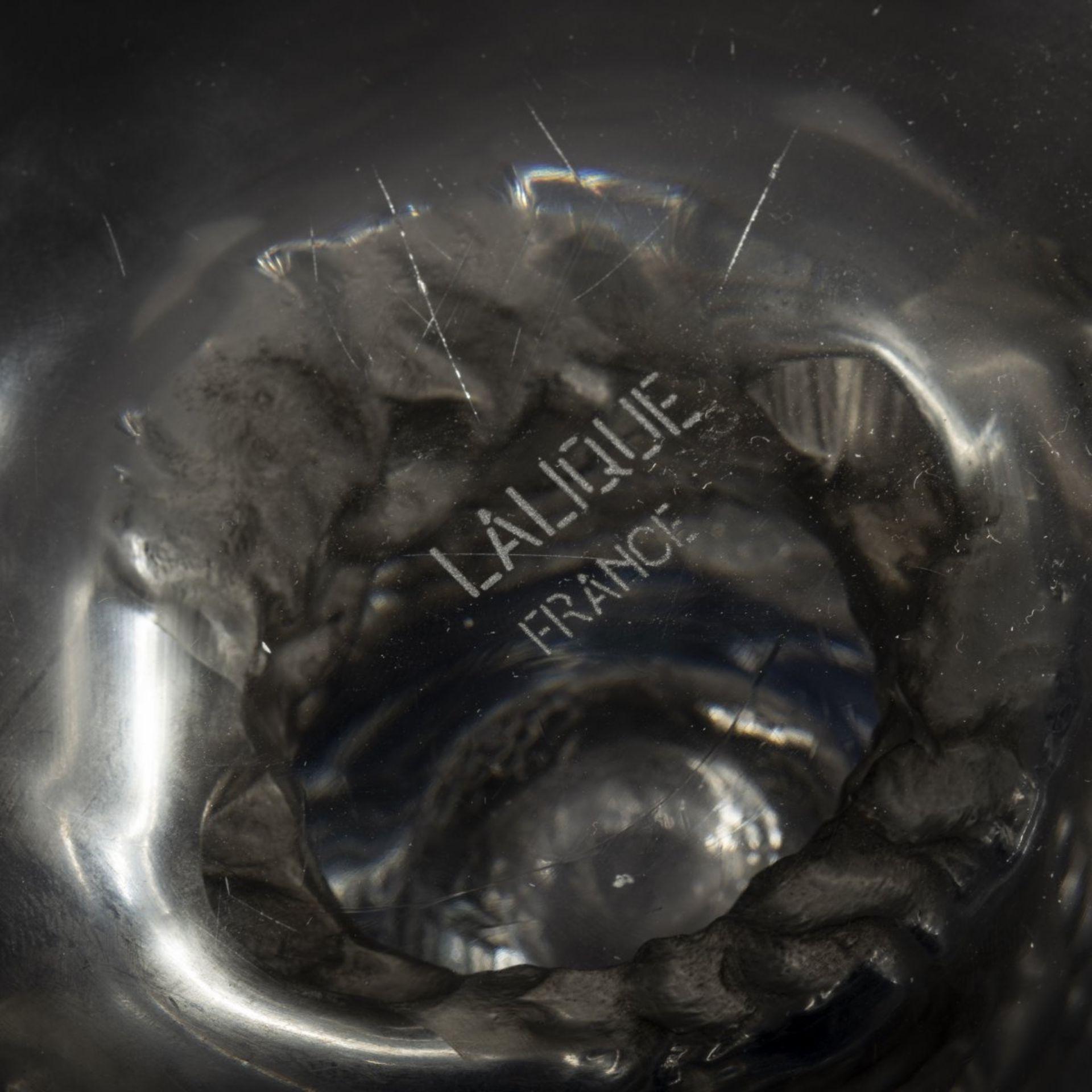 René Lalique, Vase 'Faune', 1931 - Bild 6 aus 8