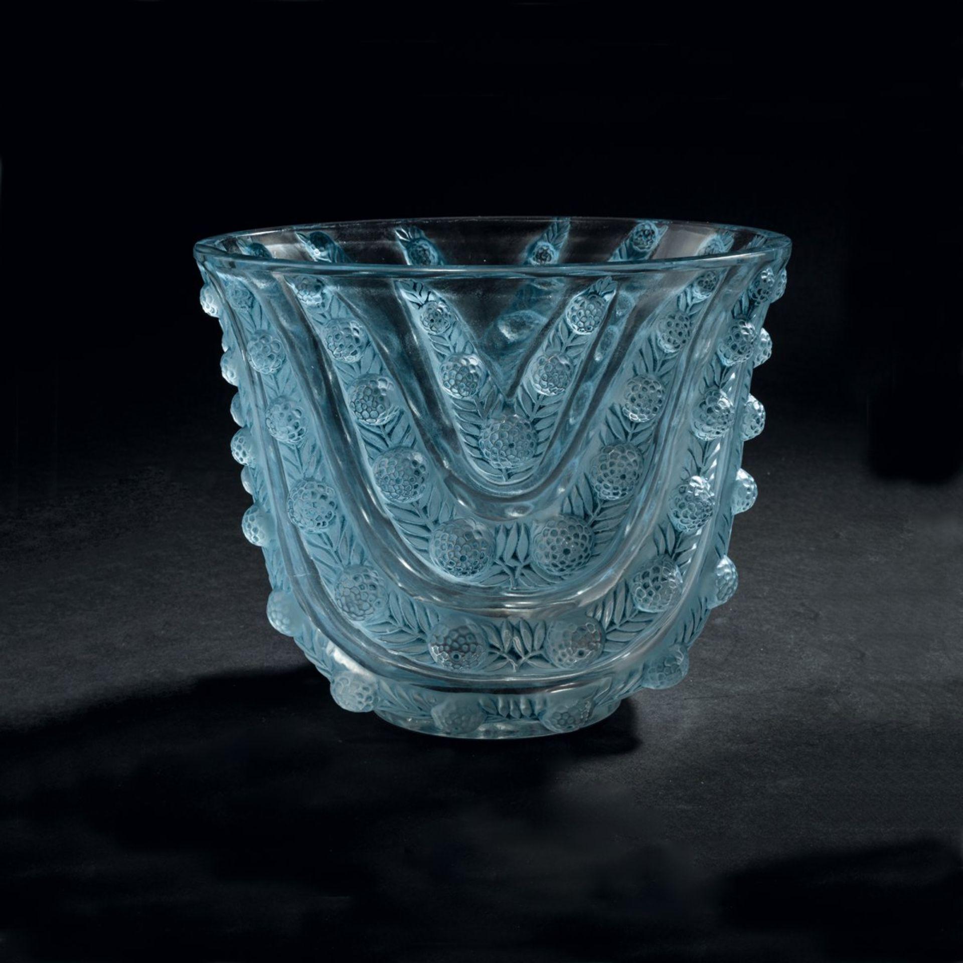 René Lalique, Vase 'Vichy', 1937