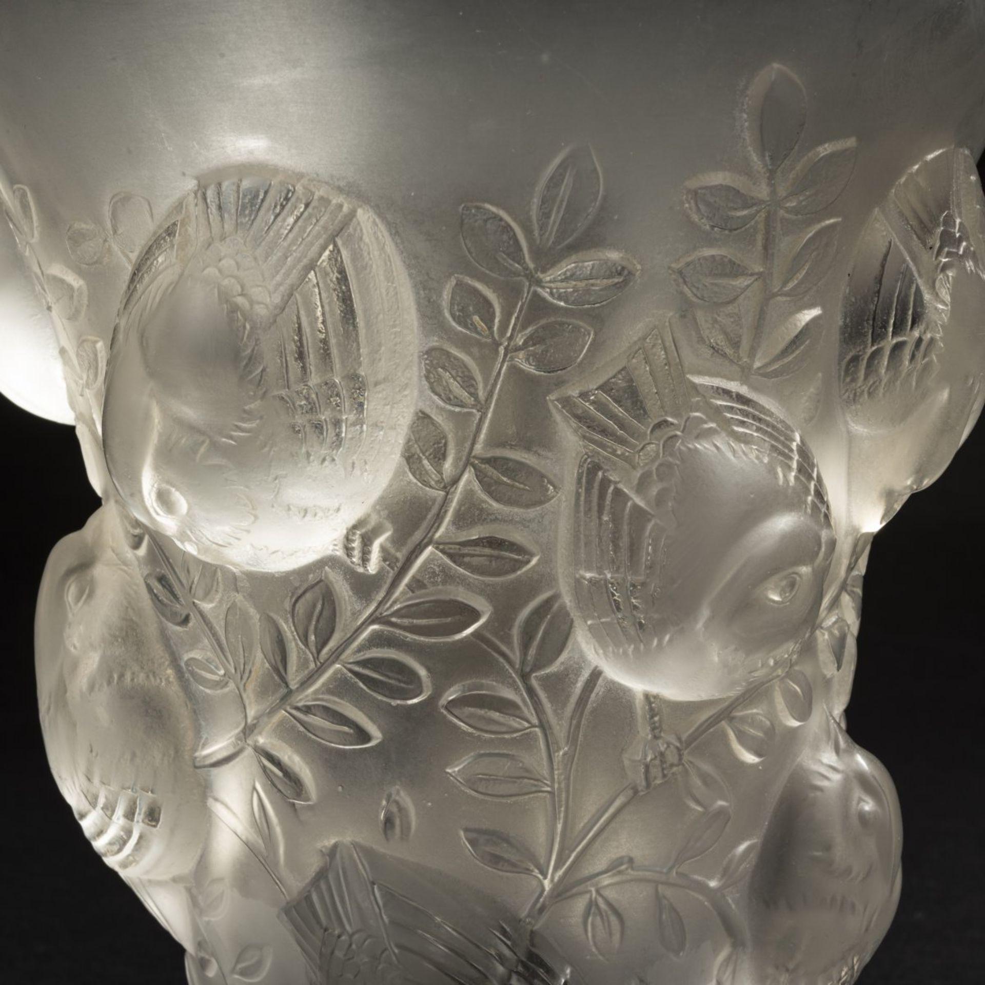 René Lalique, Vase 'Saint François', 1930 - Bild 3 aus 6