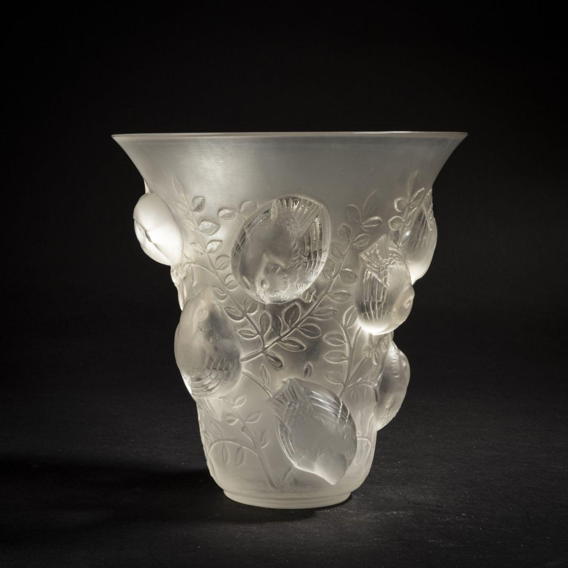 René Lalique, Vase 'Saint François', 1930 - Bild 2 aus 6