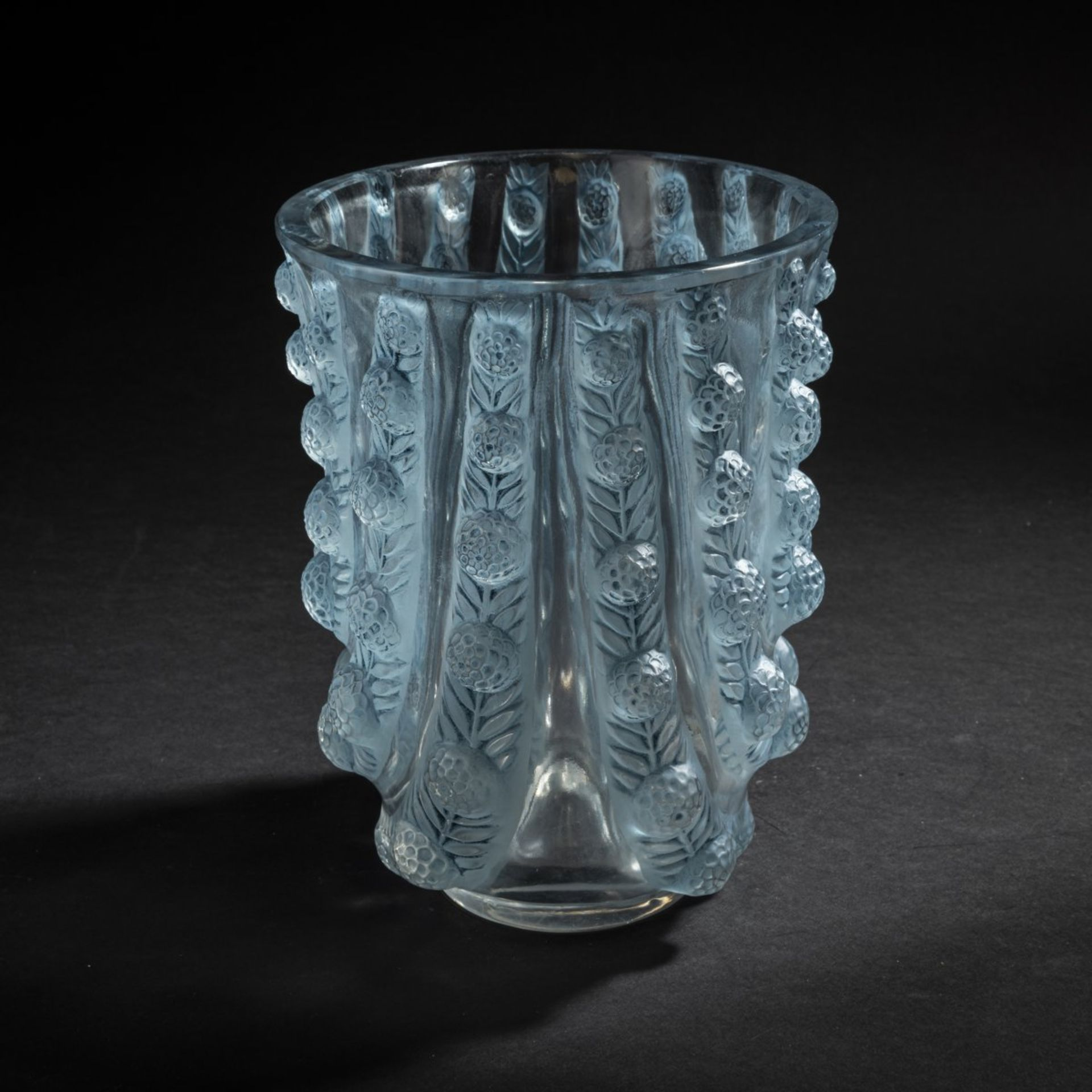 René Lalique, Vase 'Vichy', 1937 - Bild 3 aus 6