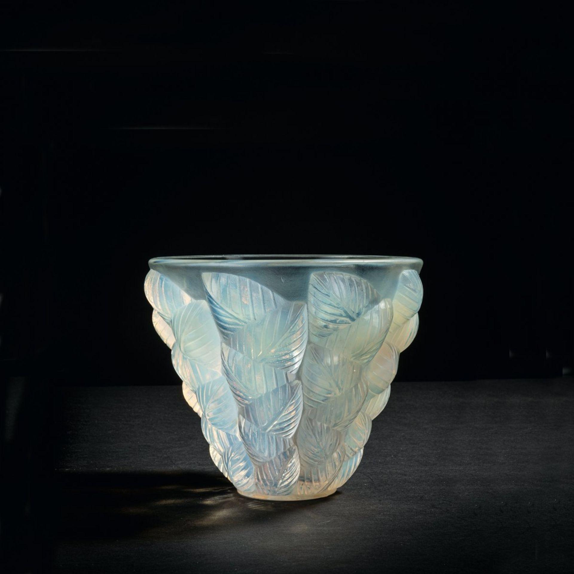 René Lalique, Vase 'Moissac', 1927
