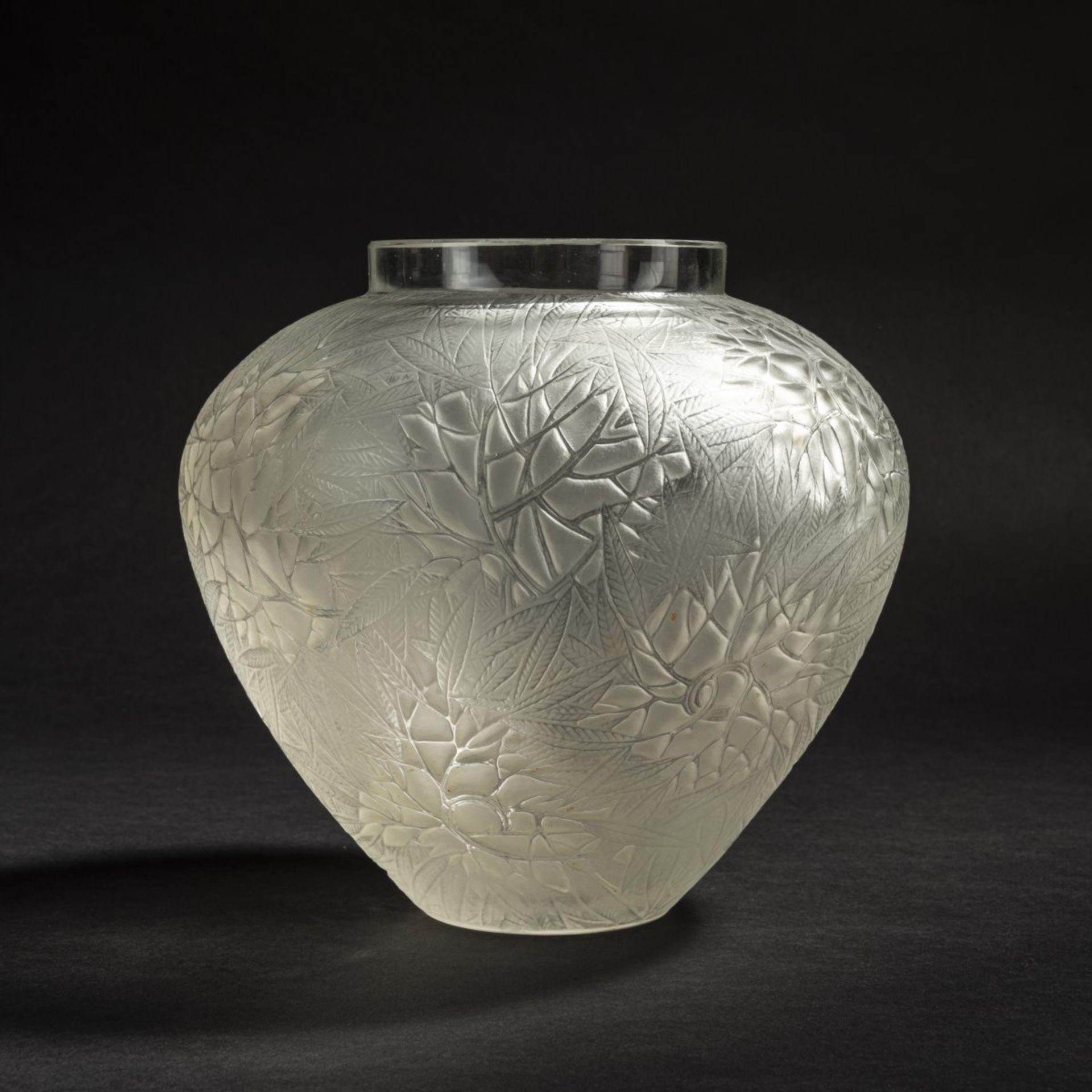 René Lalique, Vase 'Esterel', 1923 - Bild 2 aus 5