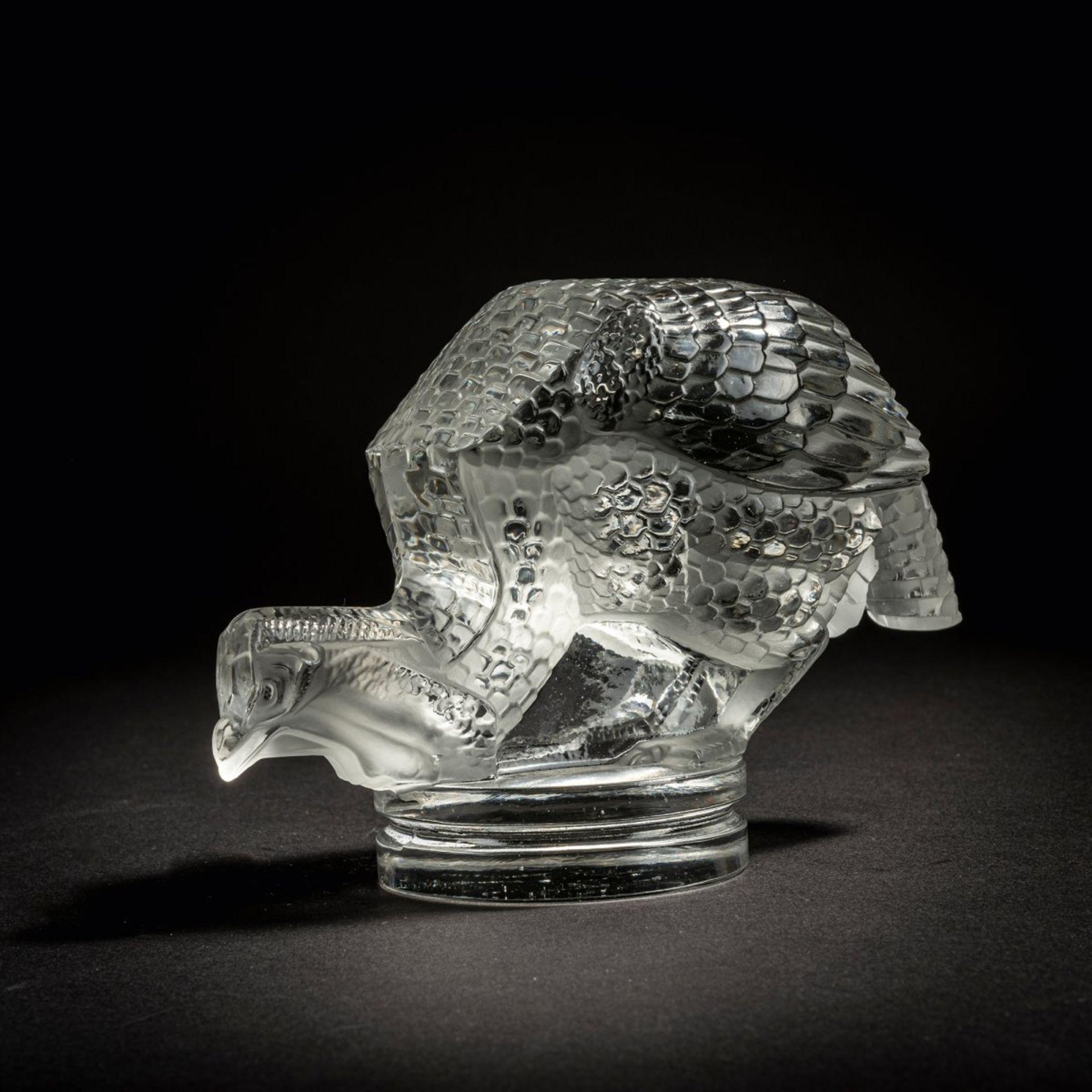René Lalique, Briefbeschwerer 'Pintade', 1929