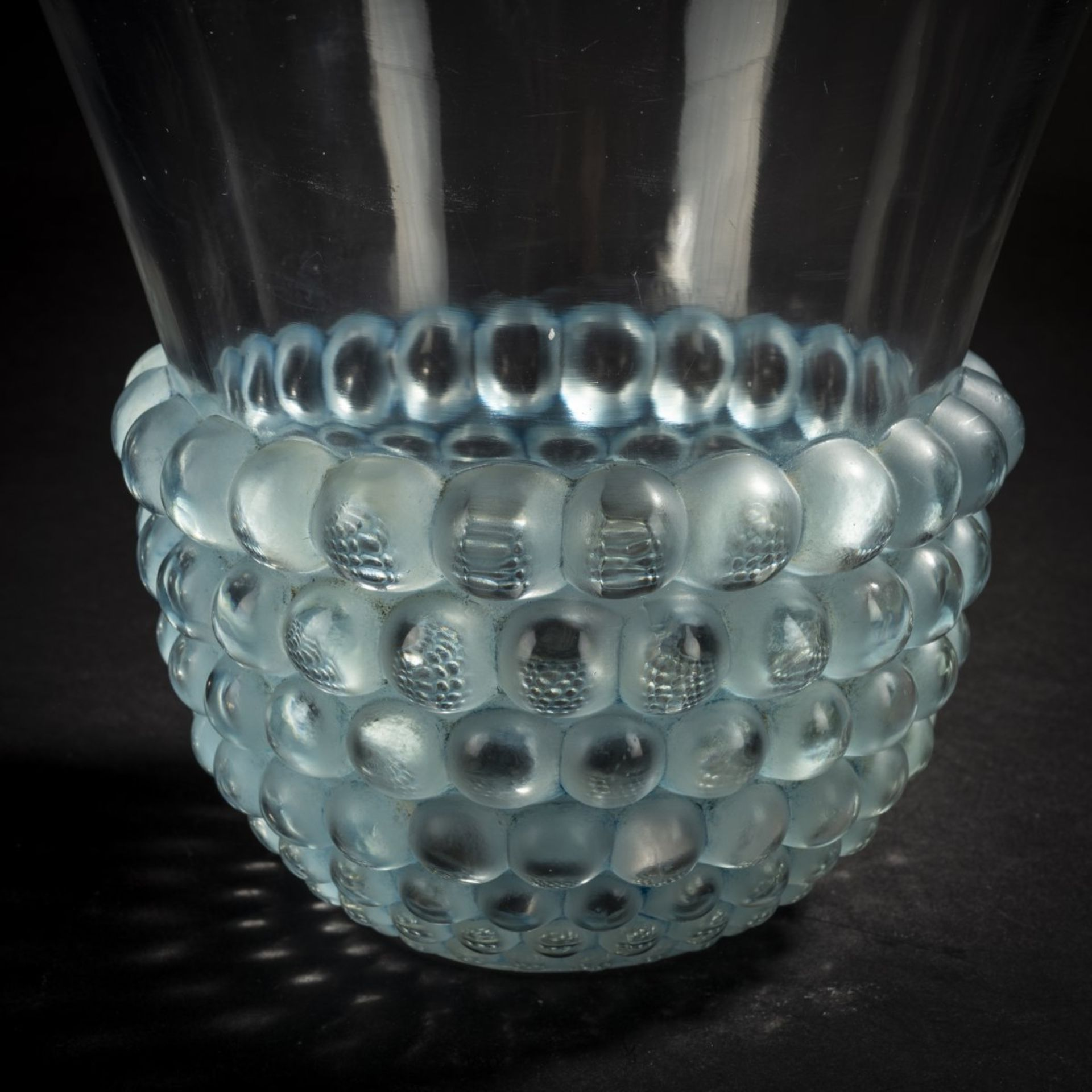 René Lalique, Vase 'Graines', 1930 - Bild 3 aus 5