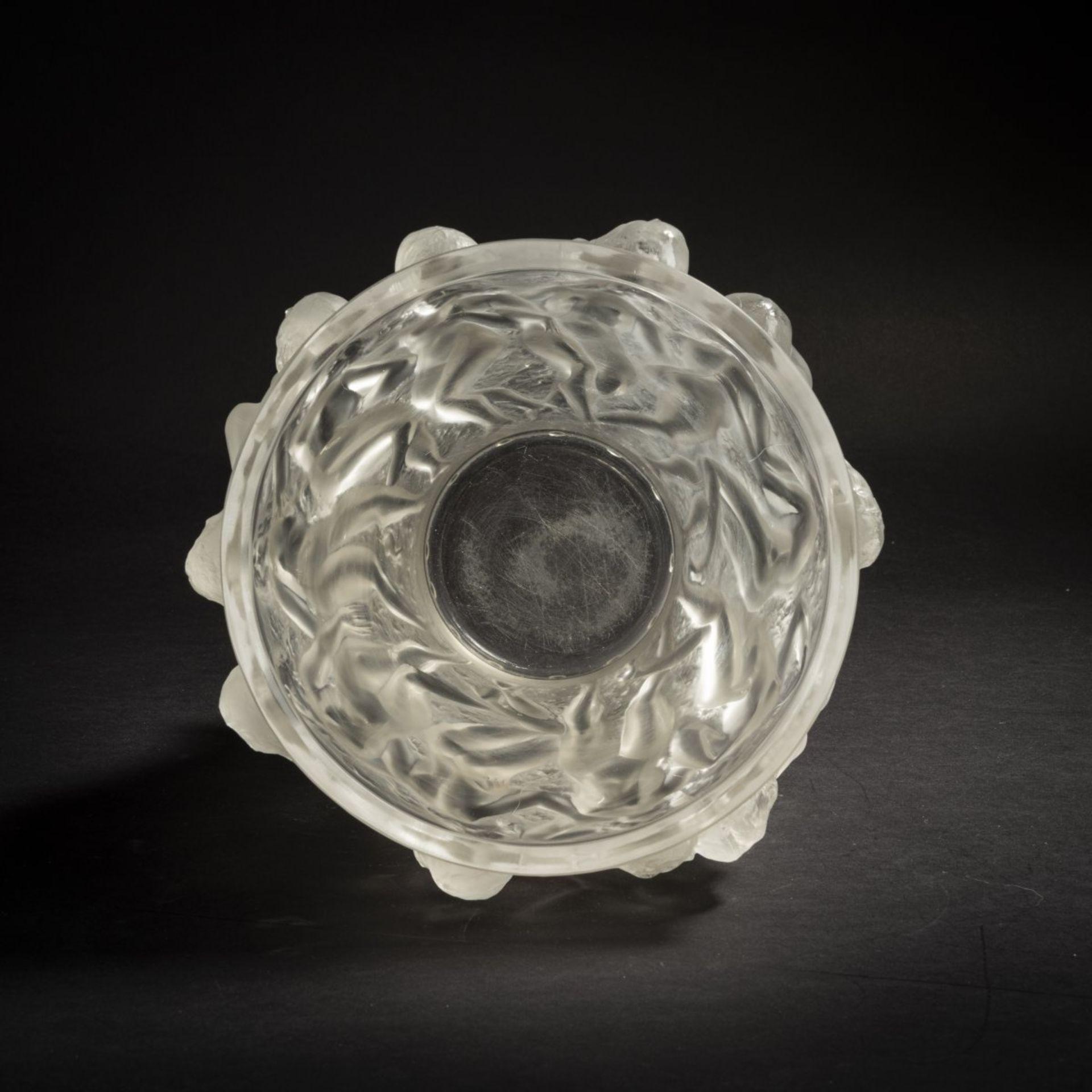 René Lalique, Vase 'Bacchantes', 1927 - Bild 6 aus 6