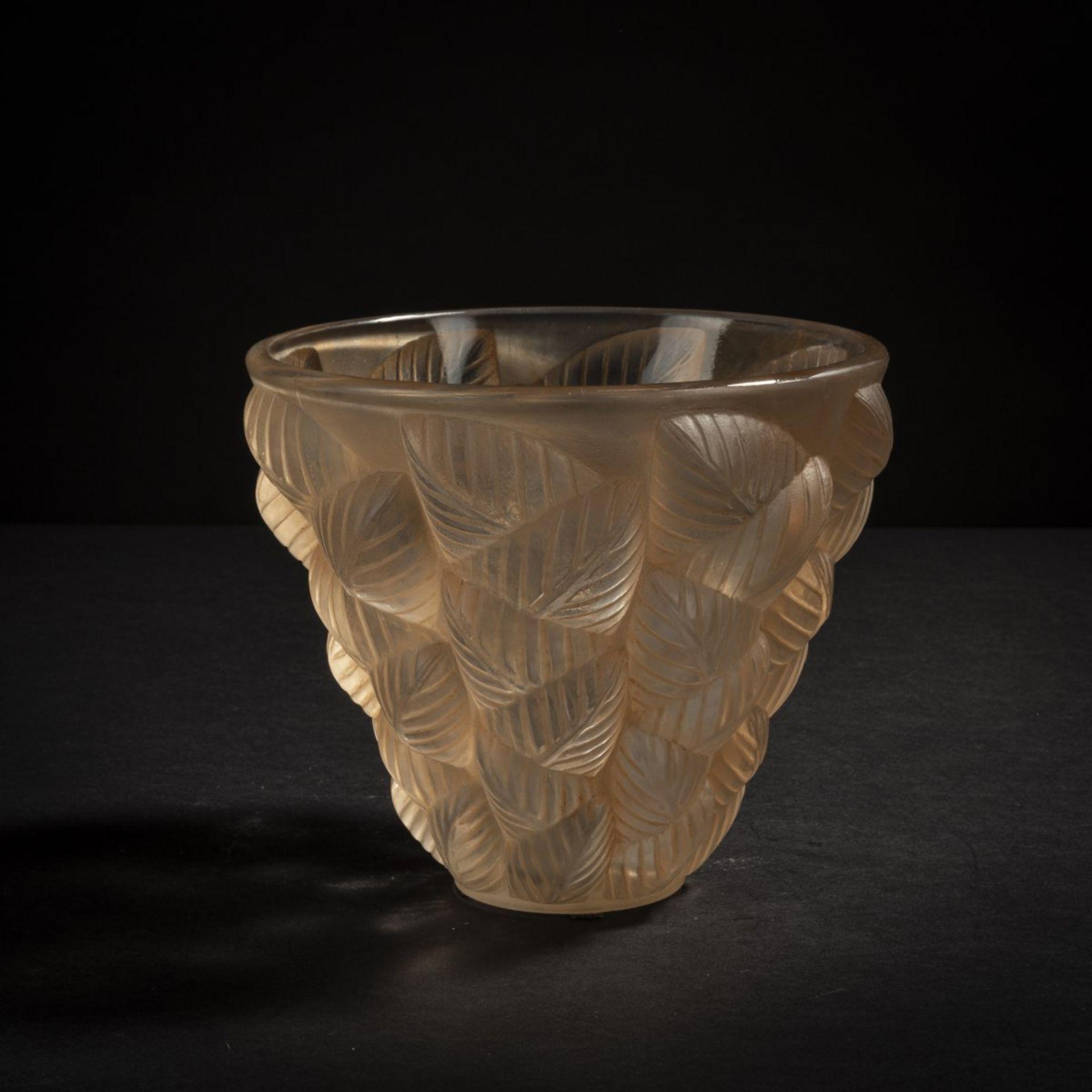 René Lalique, Vase 'Moissac', 1927 - Bild 2 aus 4