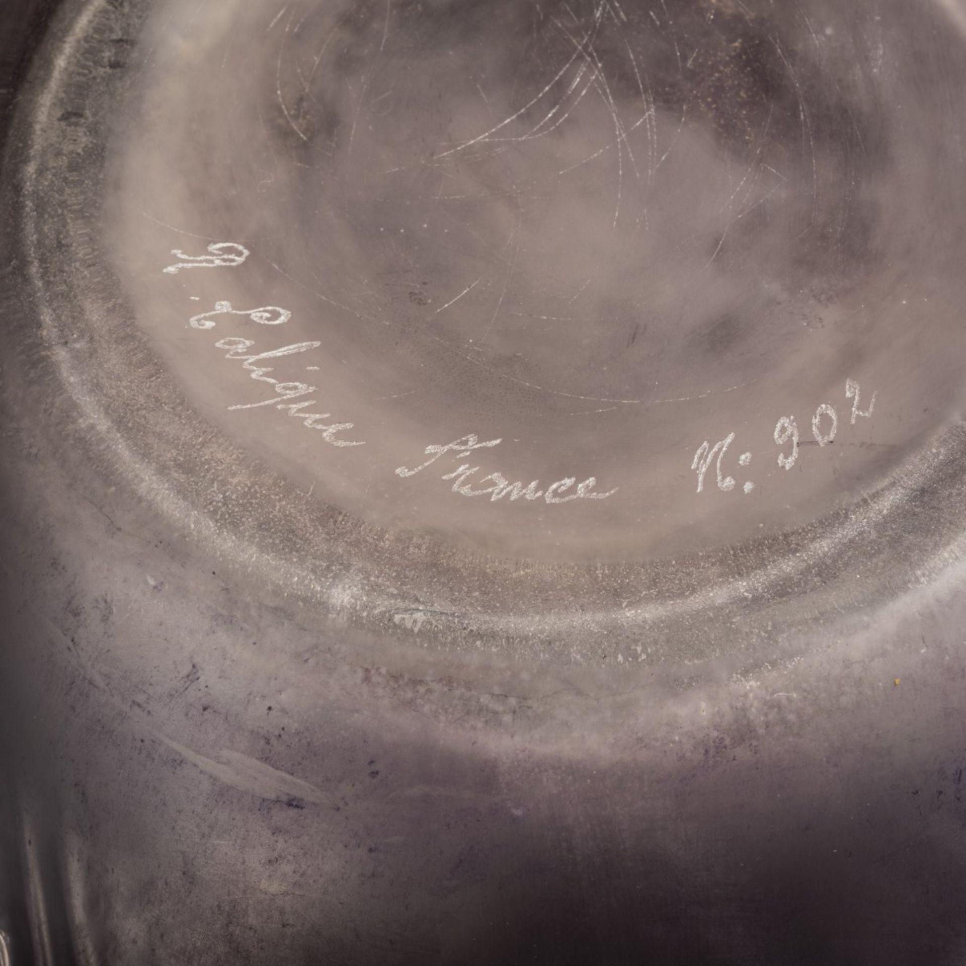 René Lalique, Vase 'Acanthes', 1921 - Bild 3 aus 5