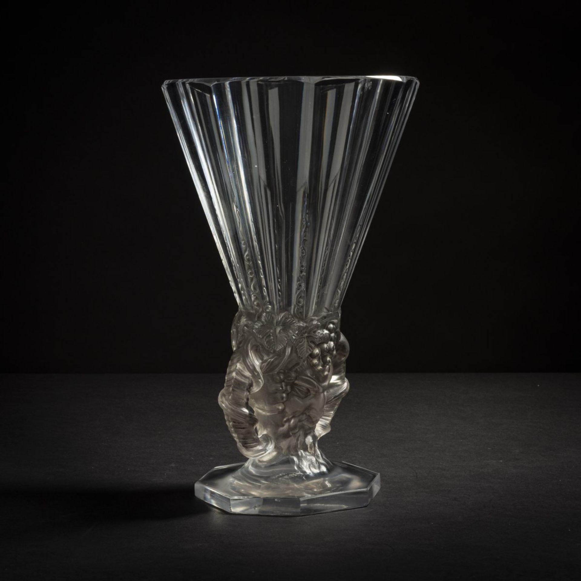 René Lalique, Vase 'Faune', 1931 - Bild 2 aus 8