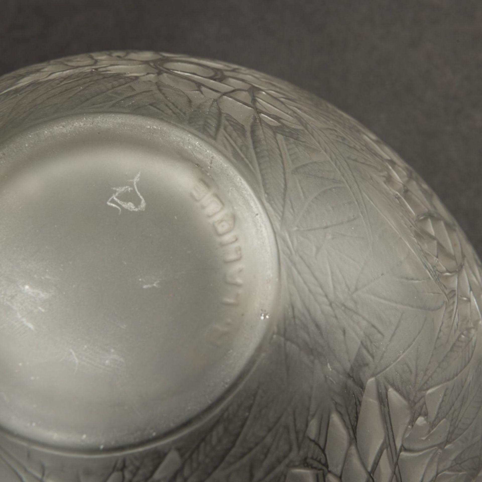 René Lalique, Vase 'Esterel', 1923 - Bild 5 aus 5