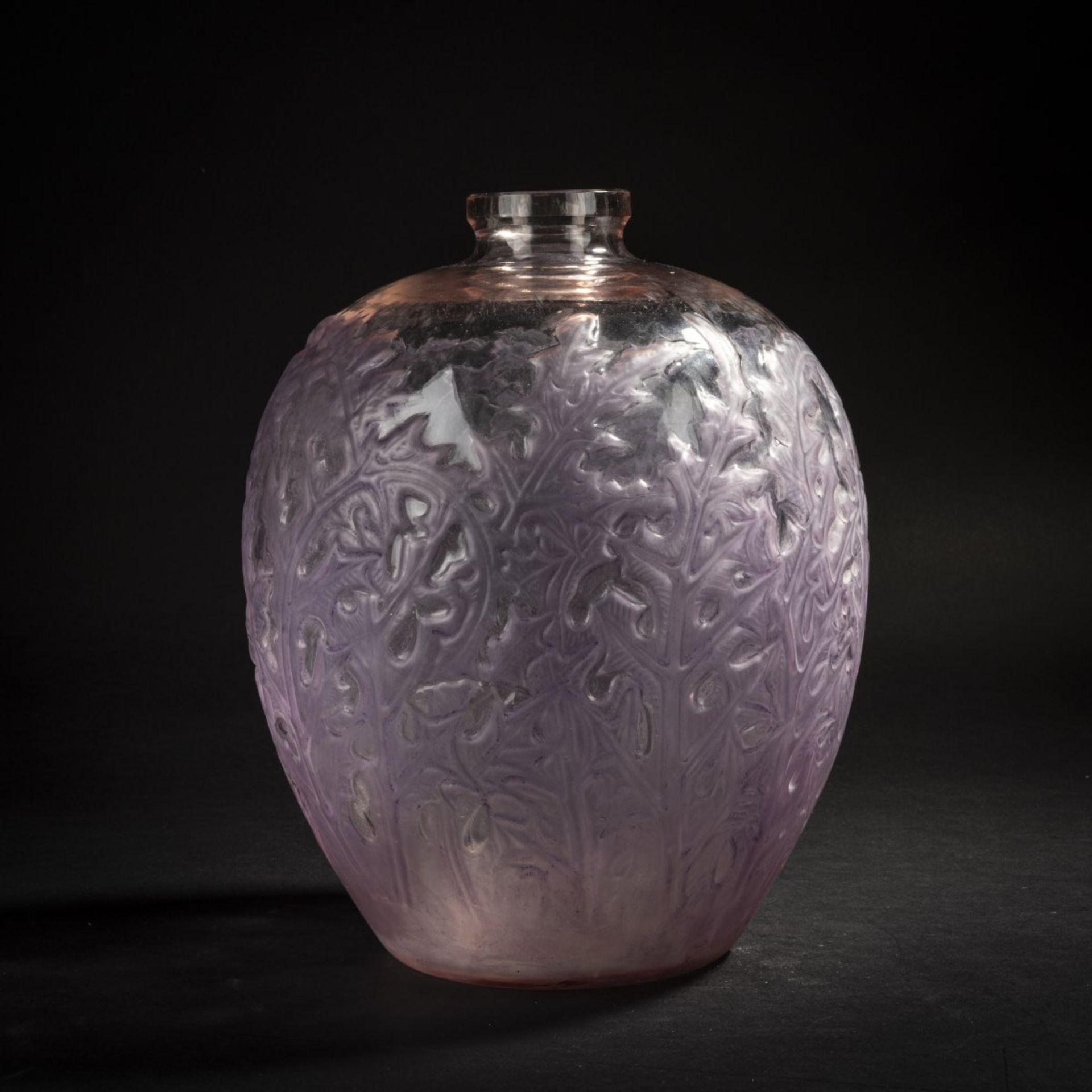 René Lalique, Vase 'Acanthes', 1921 - Bild 2 aus 5