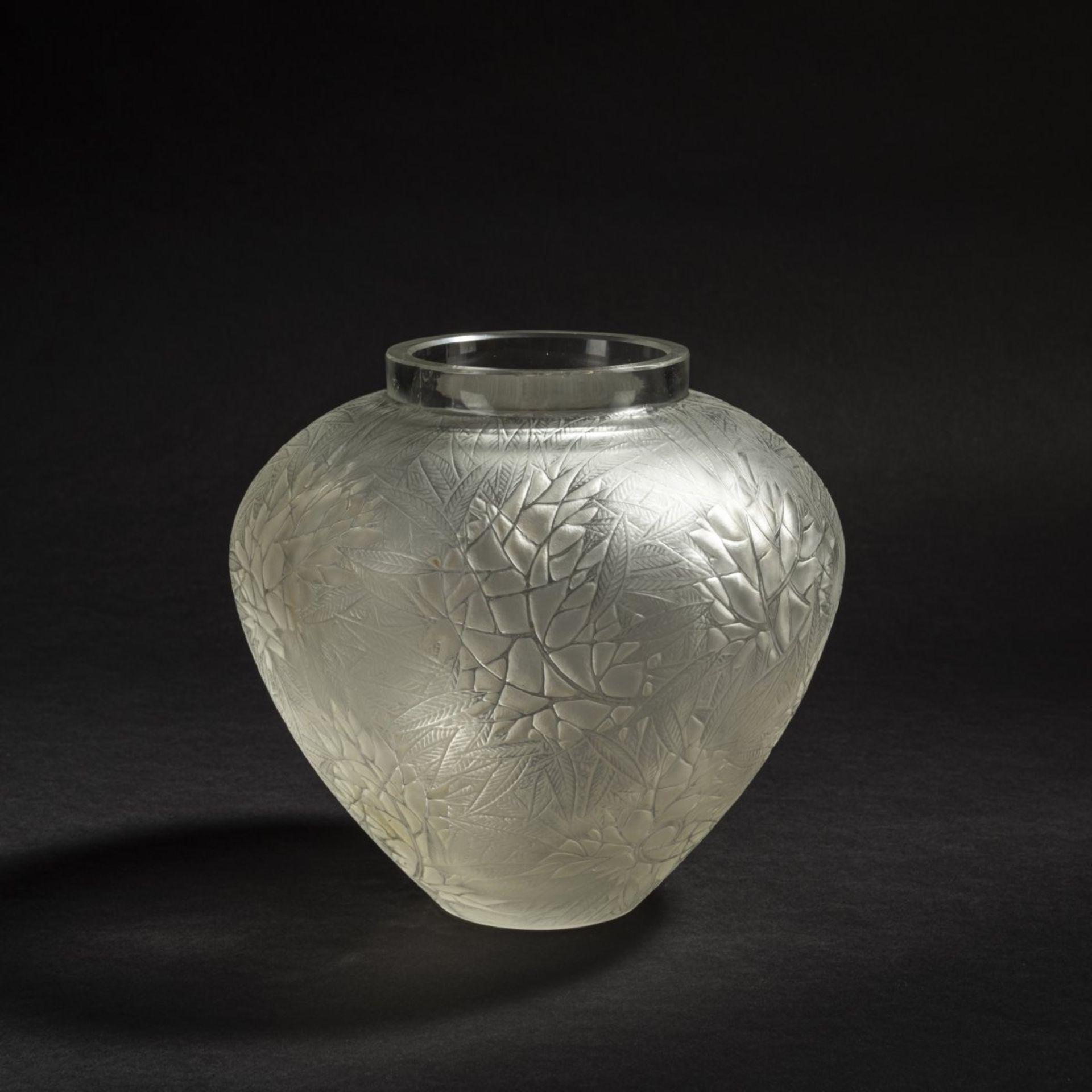 René Lalique, Vase 'Esterel', 1923 - Bild 3 aus 5
