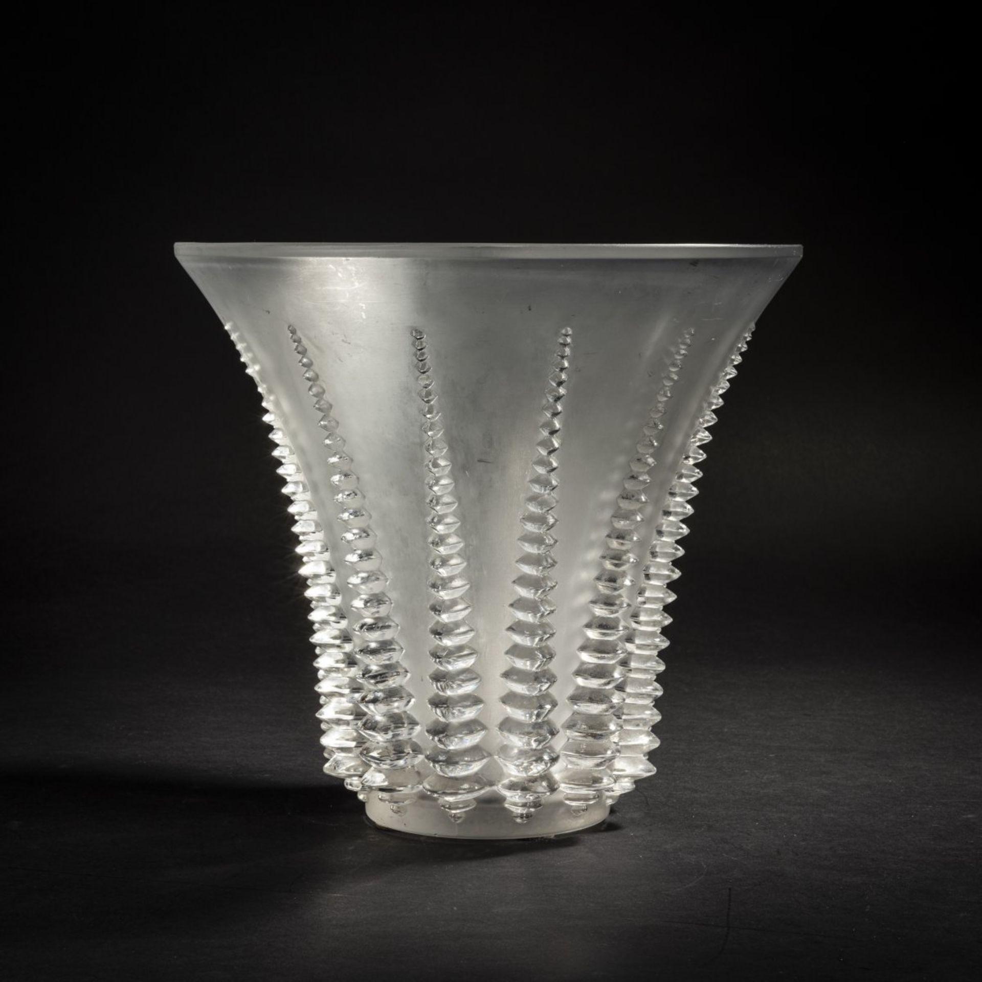 René Lalique, Vase 'Font-Romeu', 1936 - Bild 2 aus 5