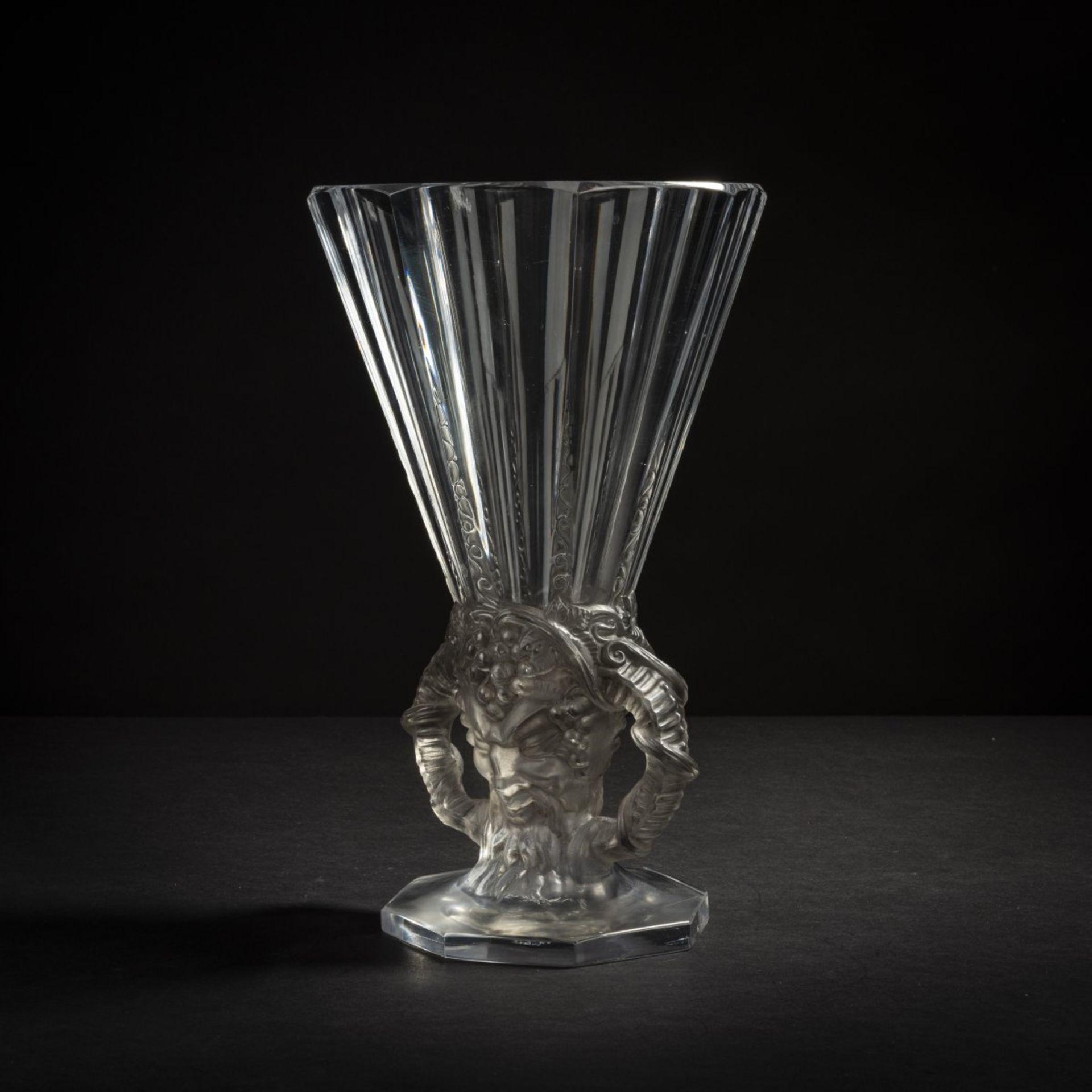 René Lalique, Vase 'Faune', 1931 - Bild 4 aus 8