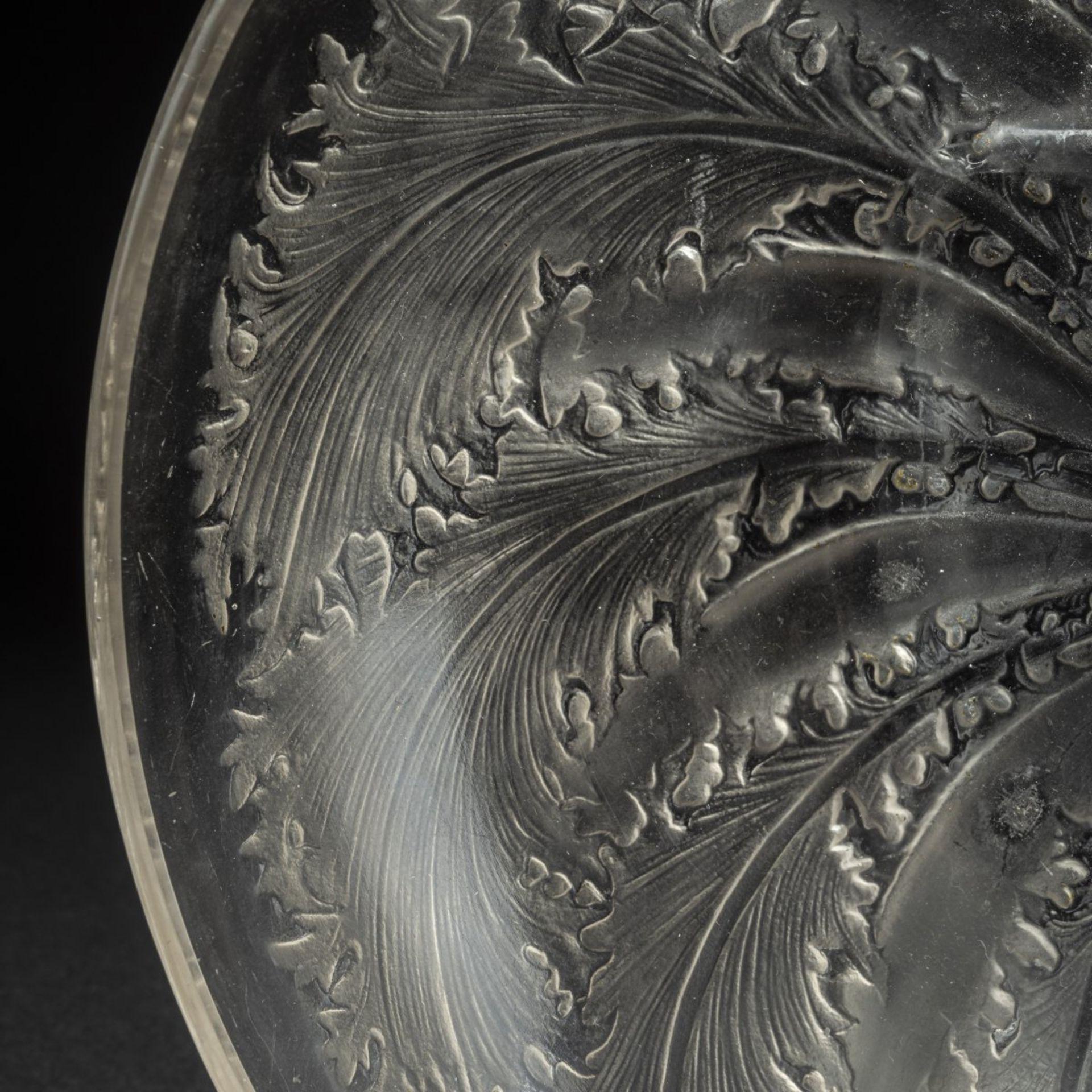 René Lalique, Schale 'Chicorée N°1', 1921 - Bild 7 aus 7