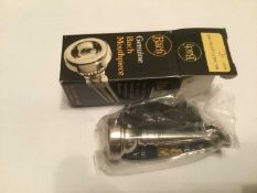 Bach 342 1C flugelhorn mouthpiece, boxed, new