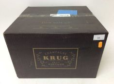 Six bottles, Krug 1996