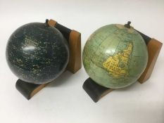 Pair of vintage bookends