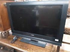 Sony Bravia flatscreen television model number KDL-32L4000