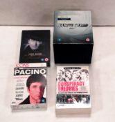 Ultimate DVD Collection, James Bond, Al Pacino,